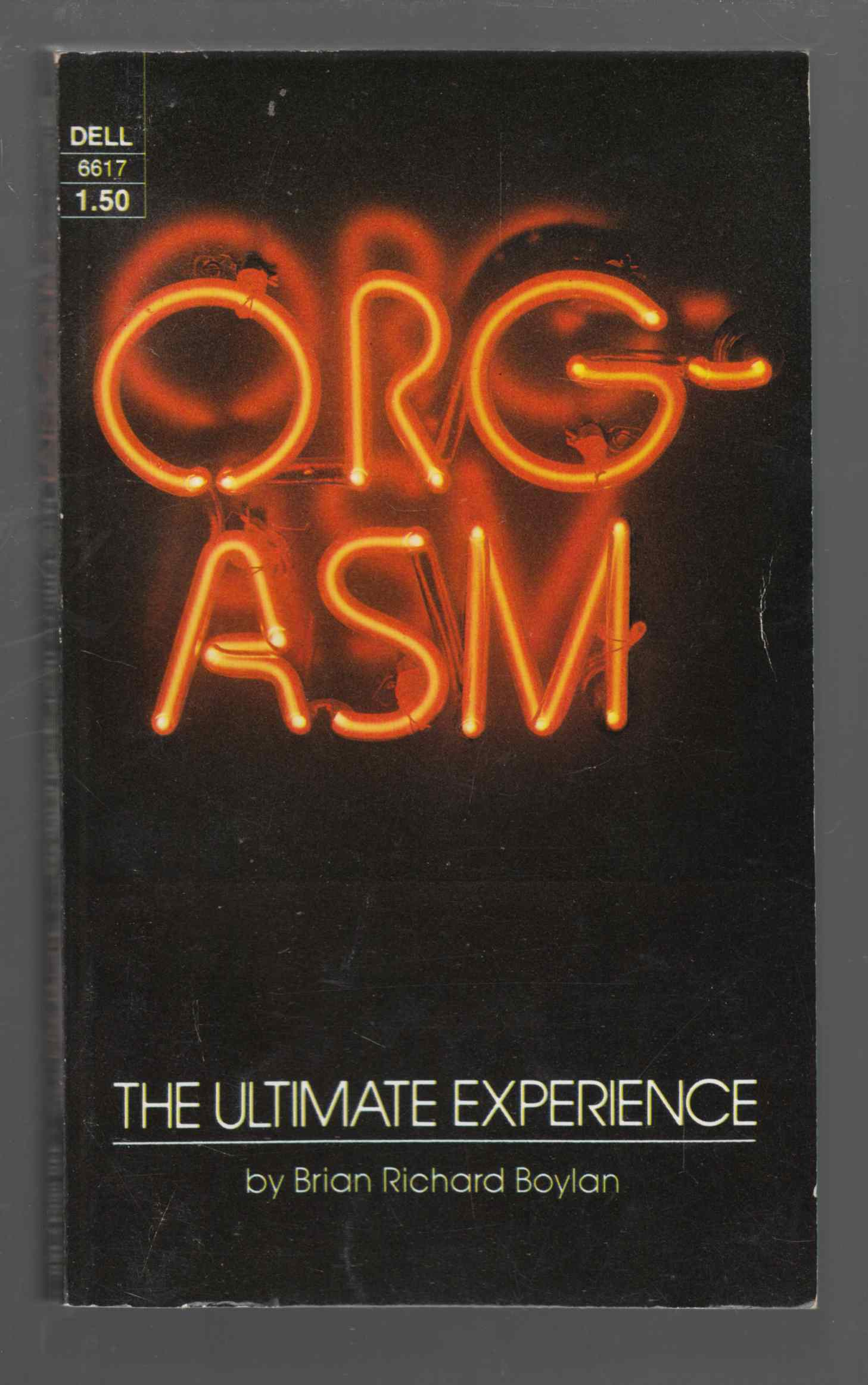Image for Orgasm: The Ultimate Experience