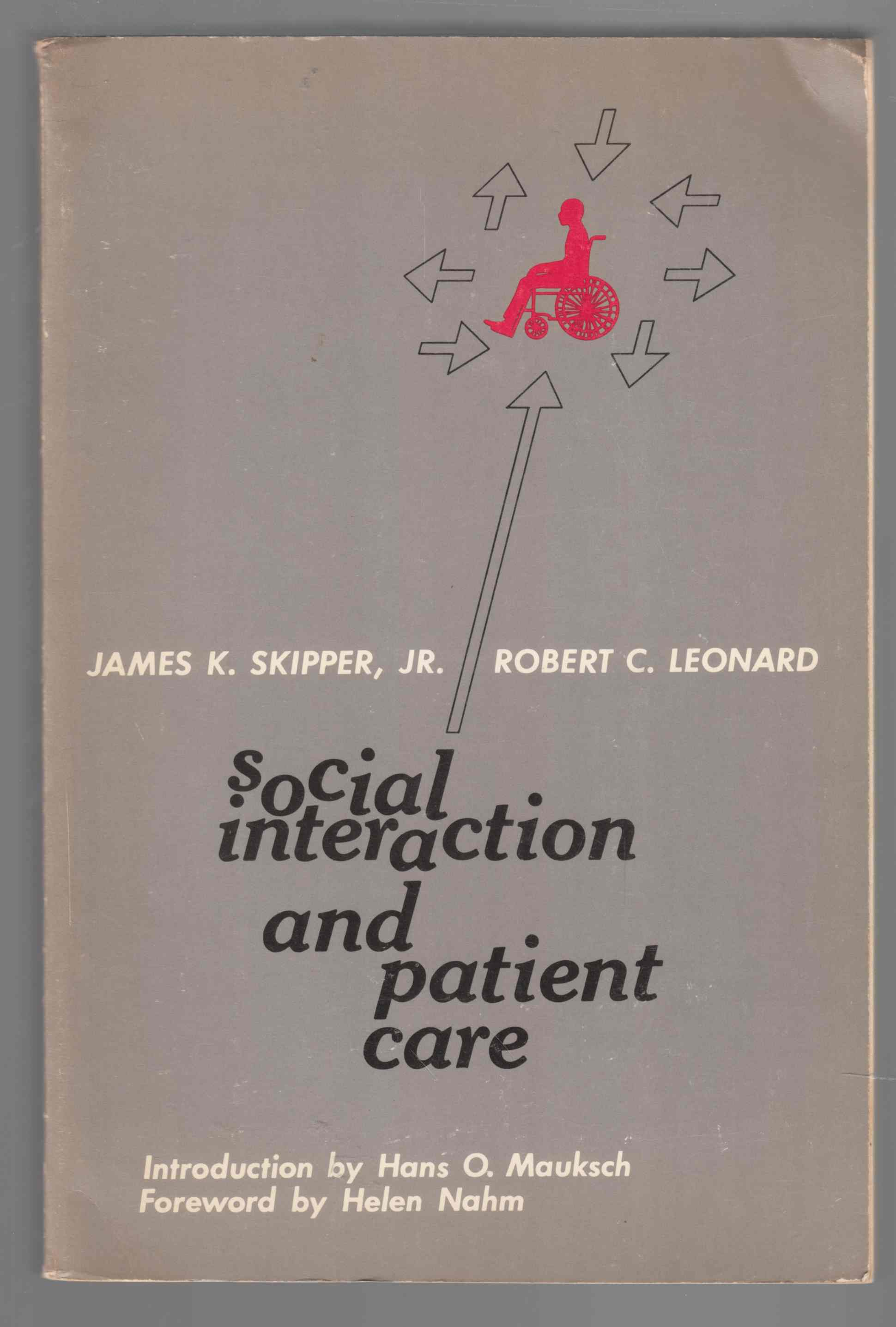 Image for Social Interaction and Patient Care