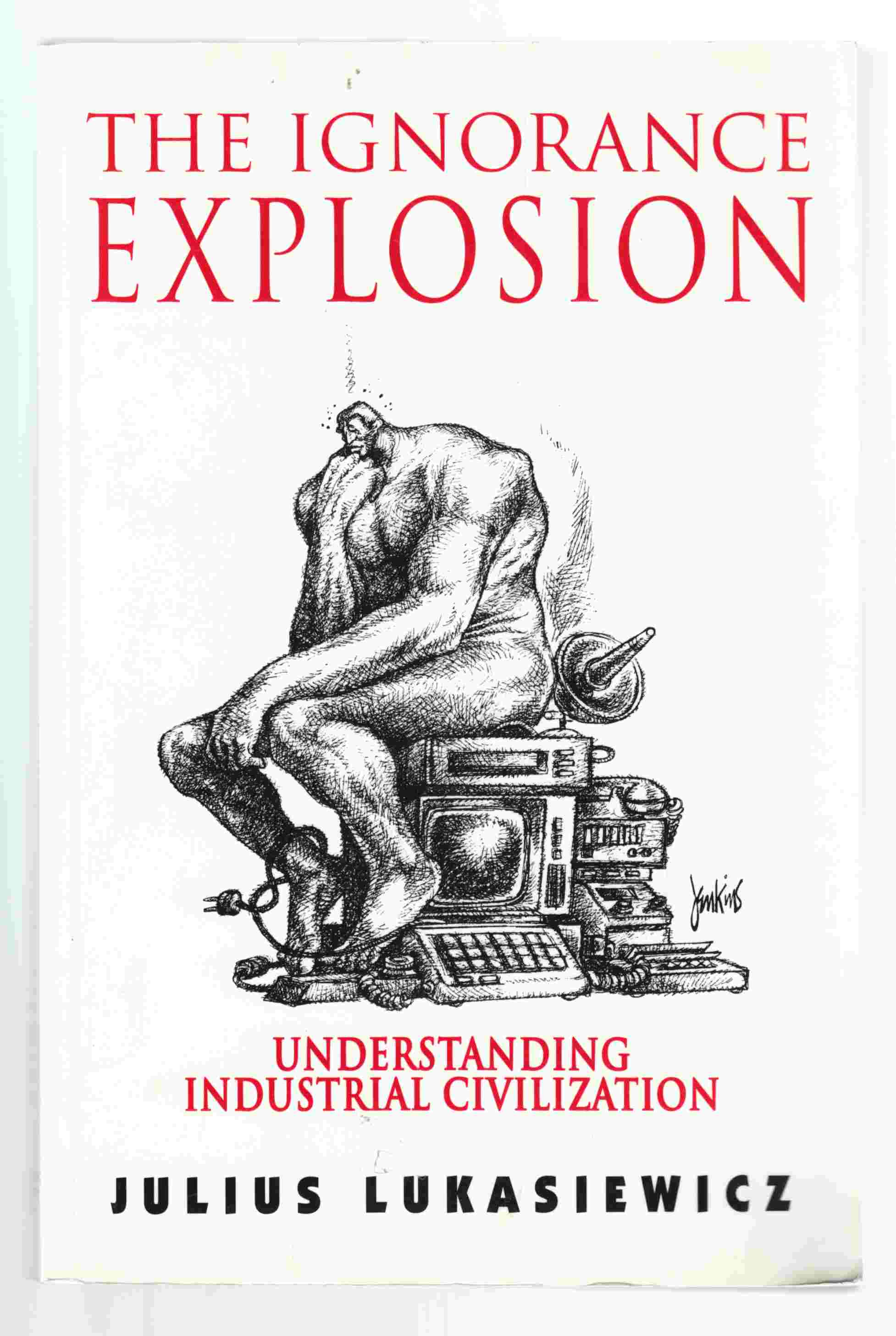 Image for The Ignorance Explosion Understanding Industrial Civilization