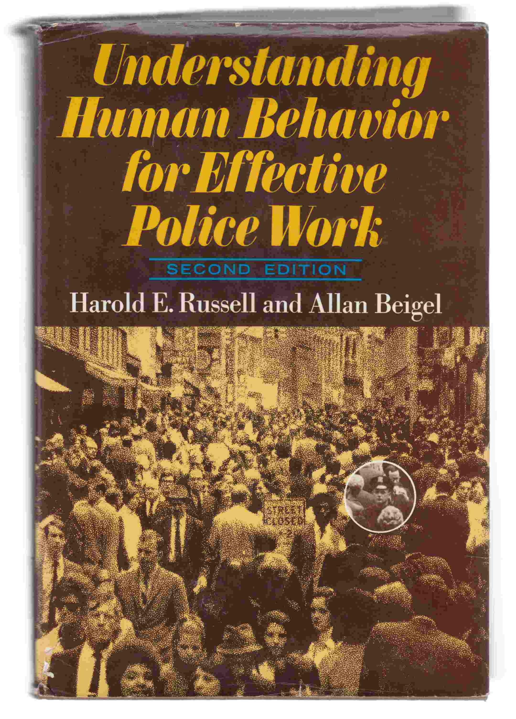 Image for Understanding Human Behaviour for Effective Police Work Second Edition