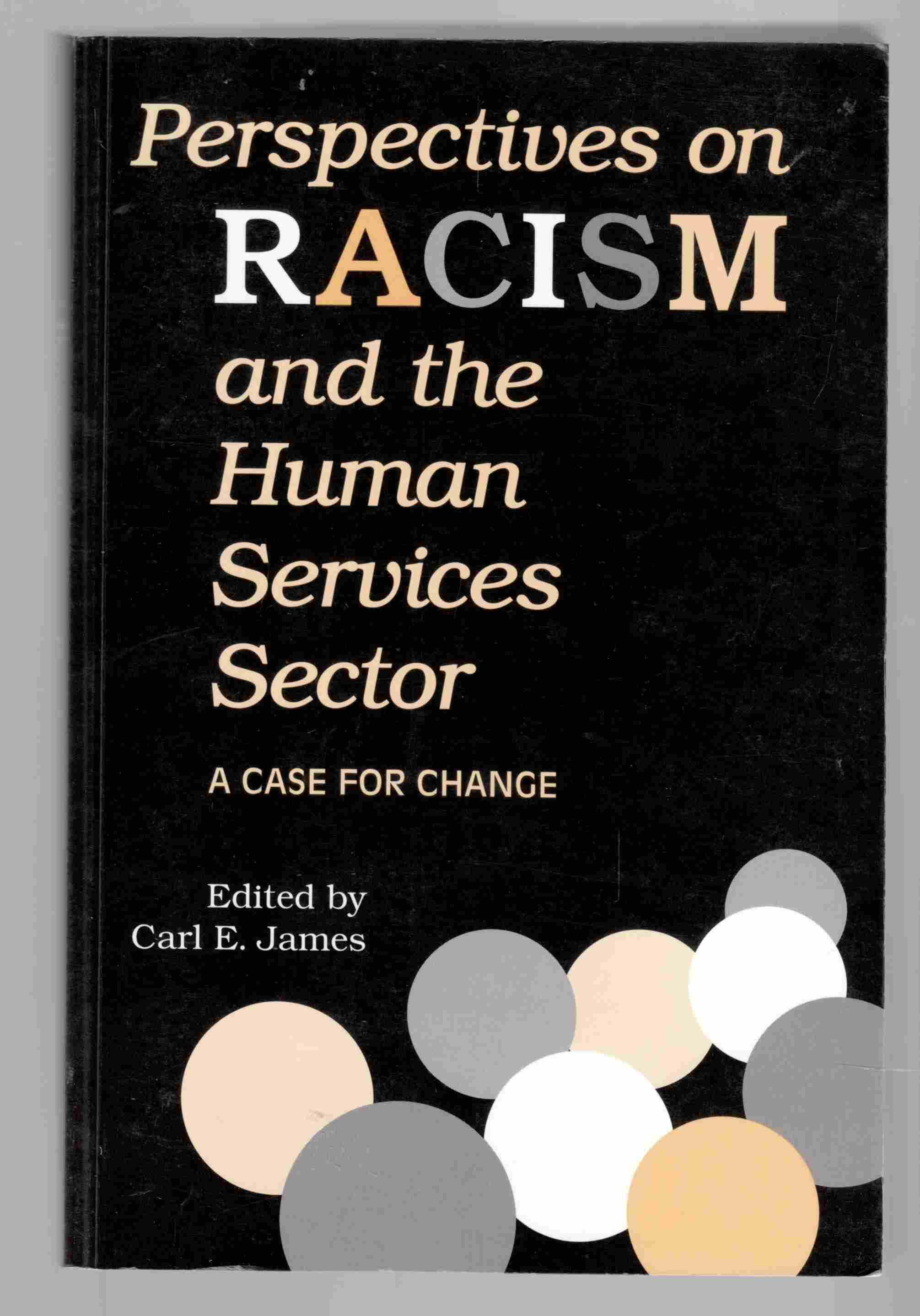 Image for Perspectives on Racism and the Human Services Sector A Case for Change