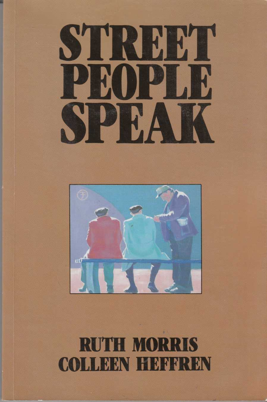 Image for Street People Speak