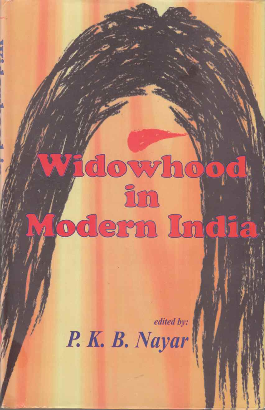 Image for Widowhood in Modern India
