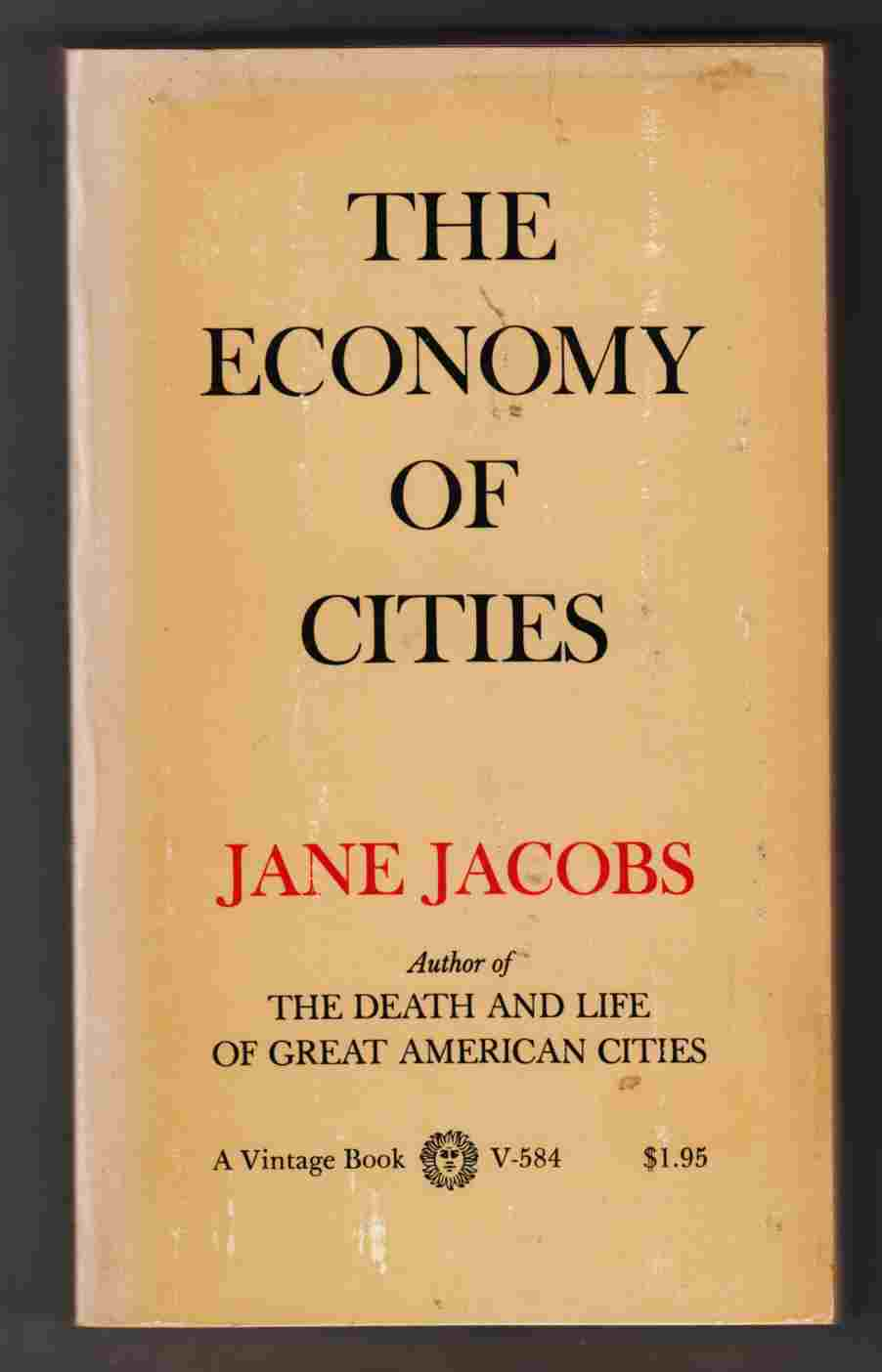 Image for The Economy of Cities