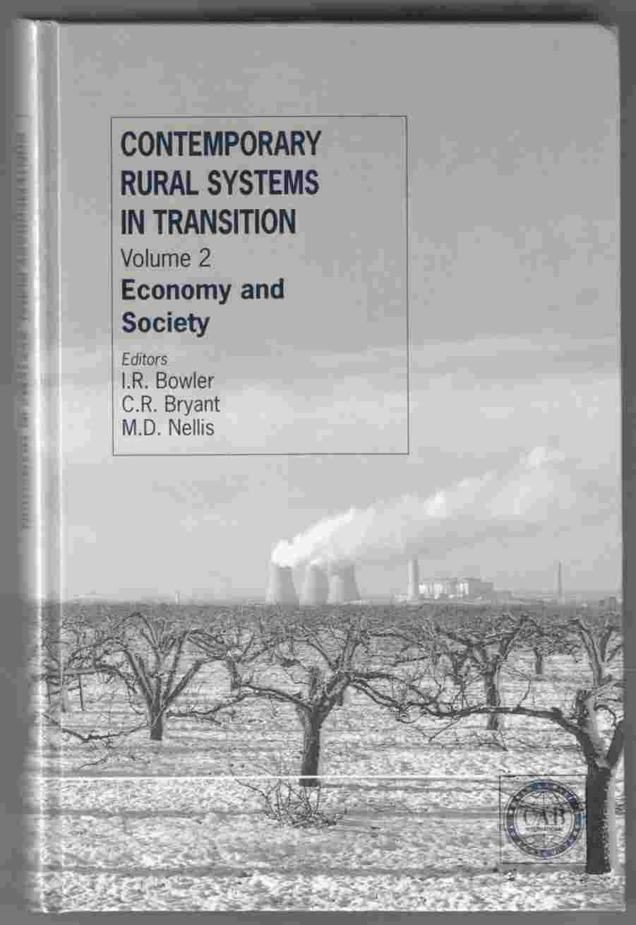 Image for Contemporary Rural Systems in Transition Volume 2 Economy and Society