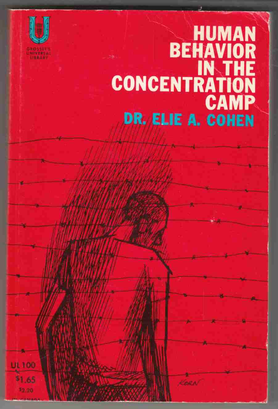 Image for Human Behaviour in a Concentration Camp