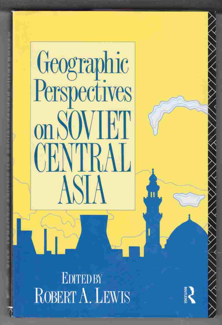 Image for Geographic Perspectives on Soviet Central Asia