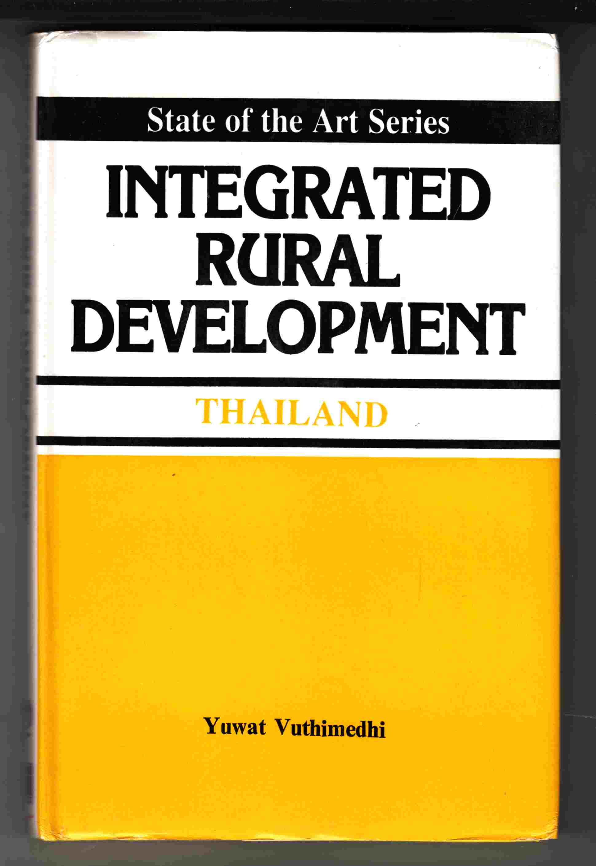 Image for Integrated Rural Development: Thailand