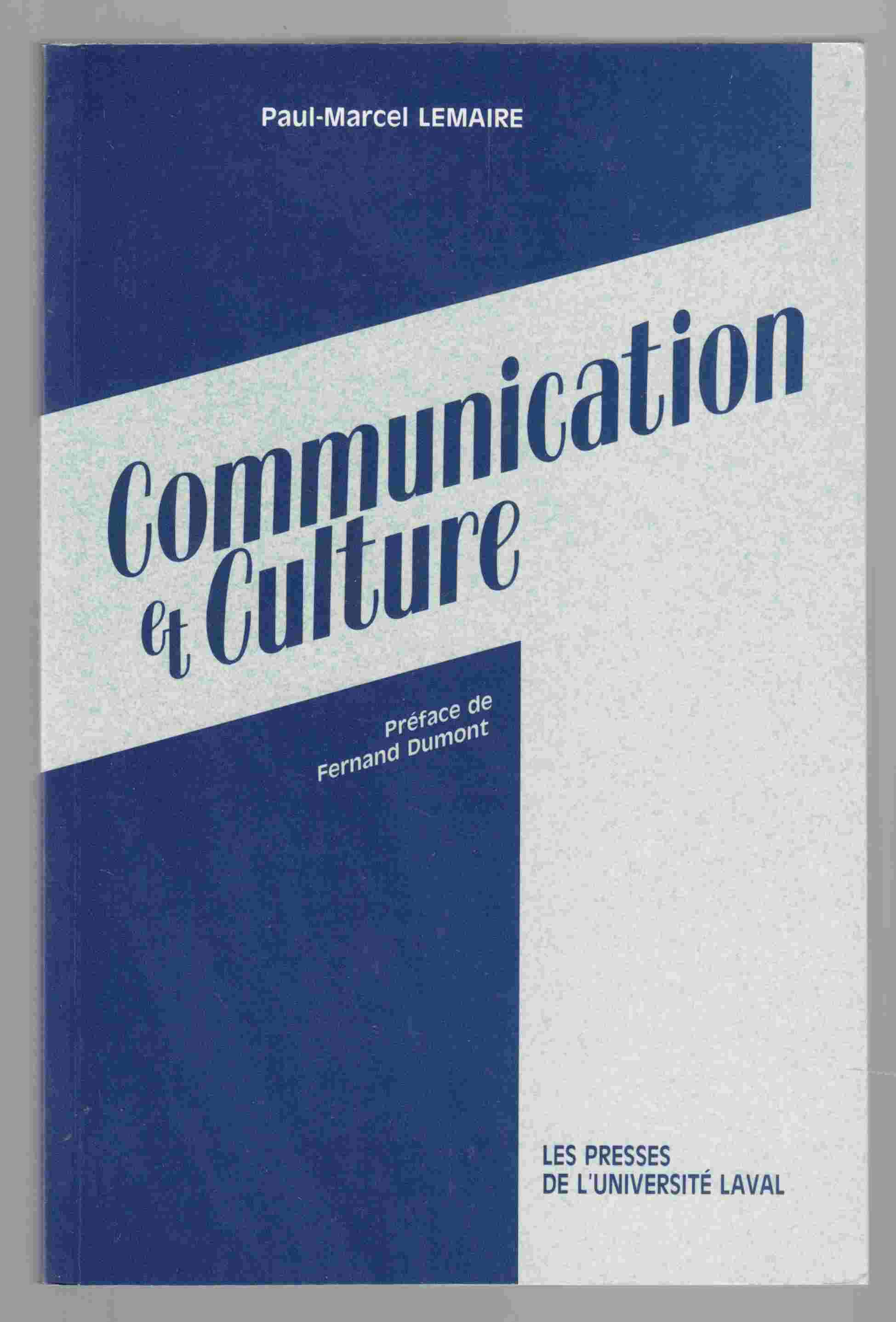 Image for Communication Et Culture