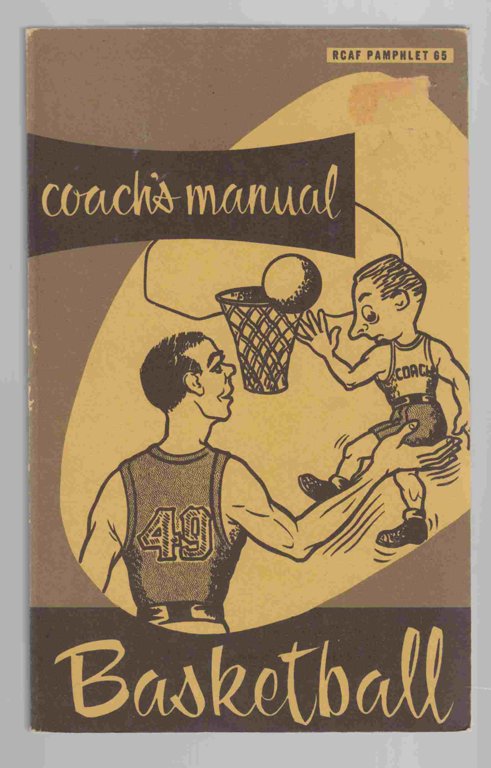 Image for Basketball  Coach's Manual