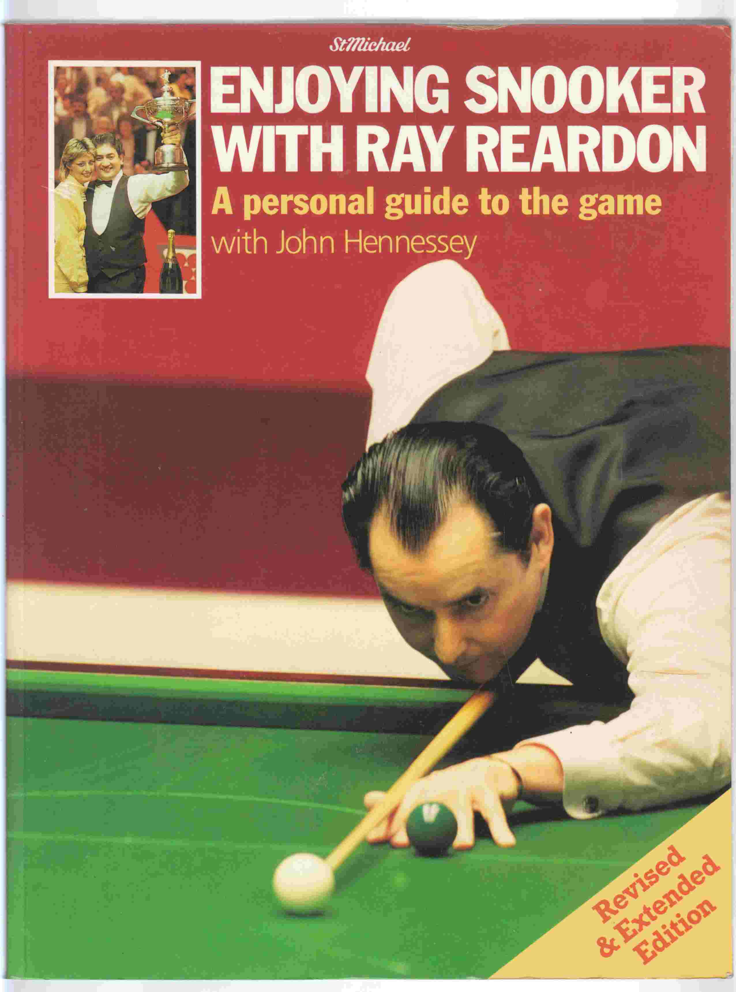 Image for Enjoying Snooker with Ray Reardon: A Personal Guide to the Game