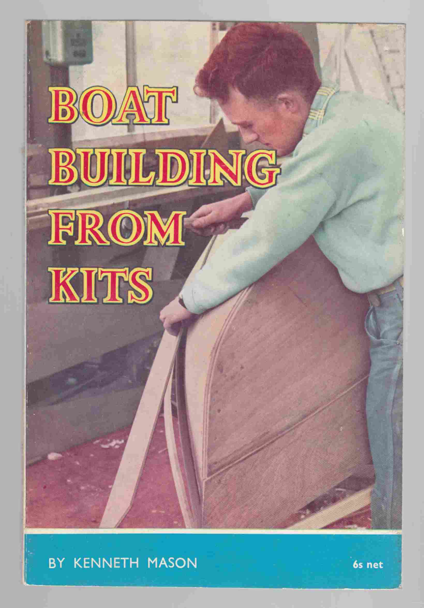 Image for Boat Building from Kits