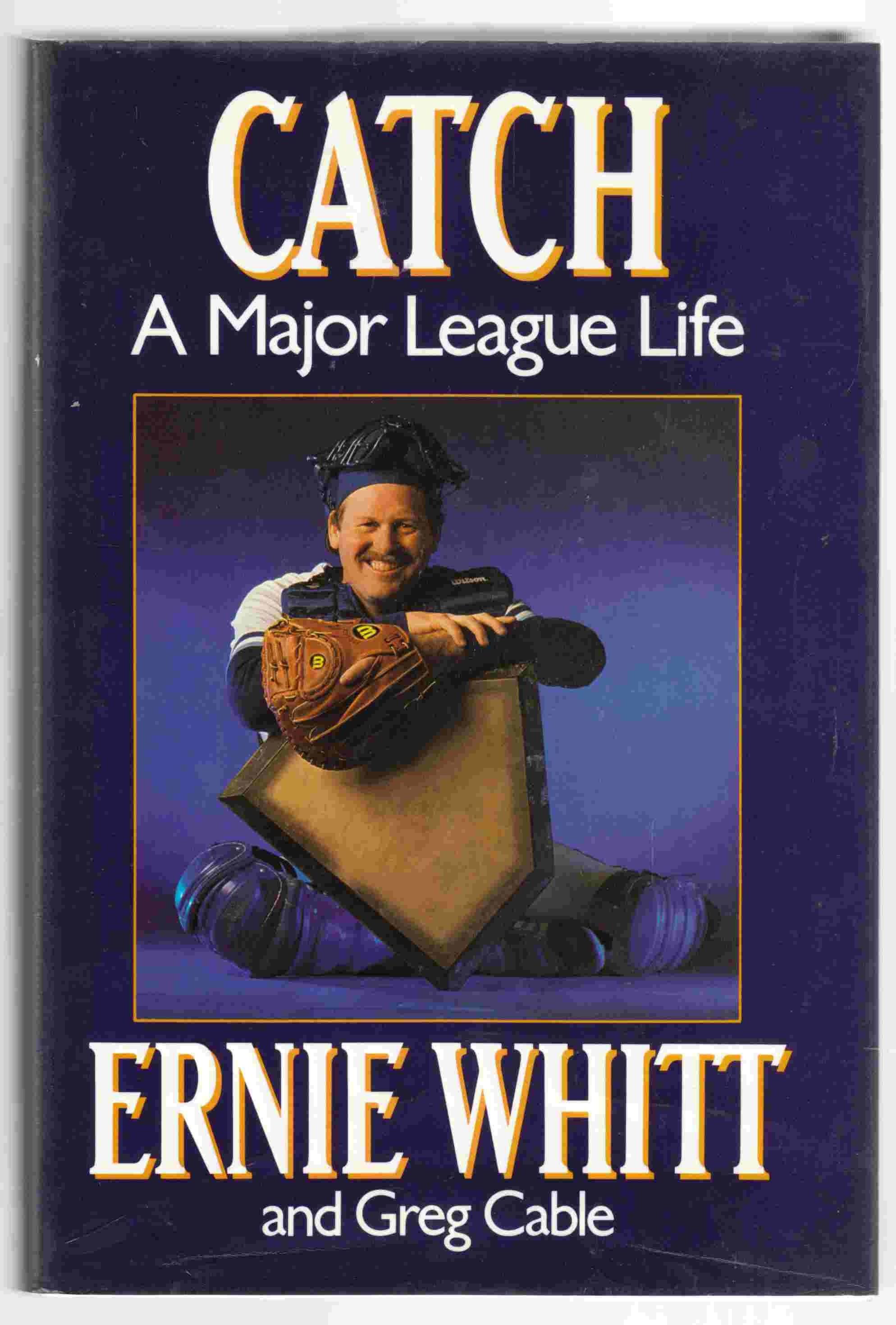 Image for Catch : A Major League Life