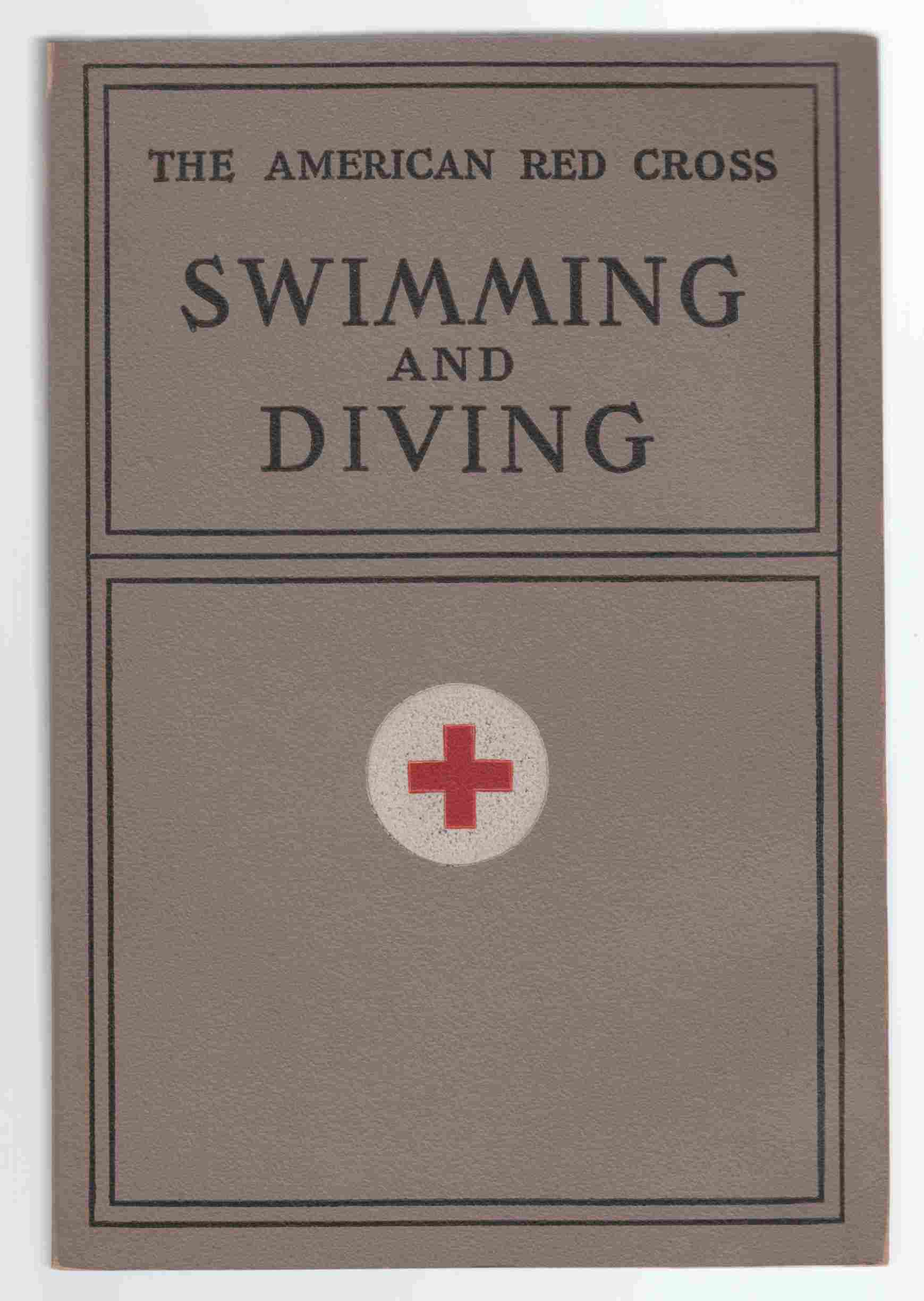 Image for American Red Cross: Swimming and Diving