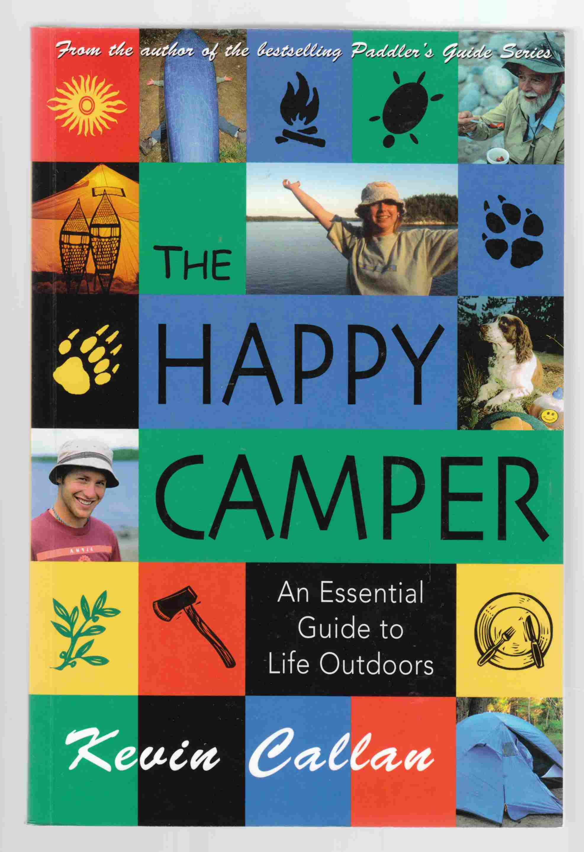 Image for The Happy Camper An Essential Guide to Life Outdoors