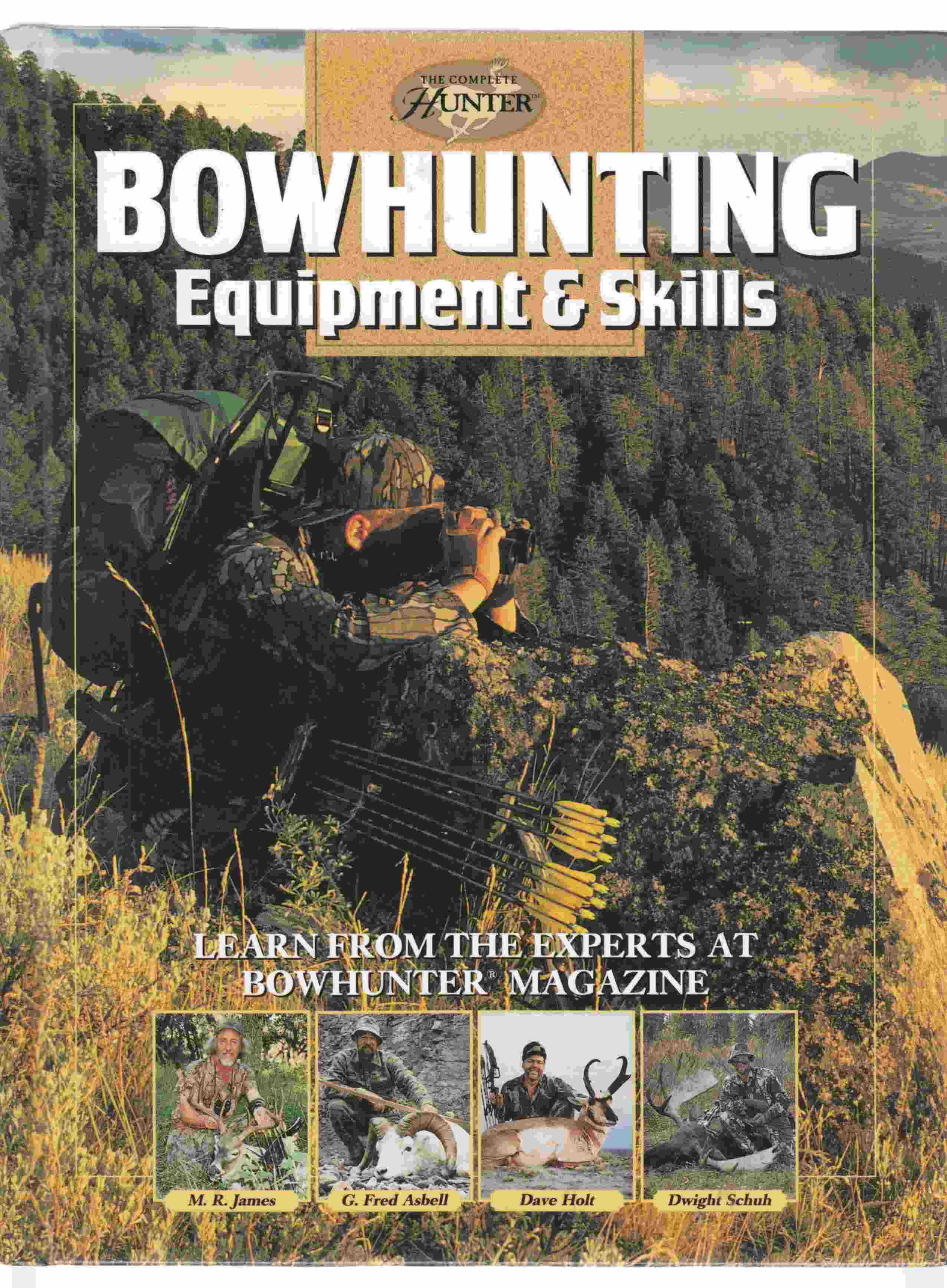 Image for Bowhunting Equipment & Skills