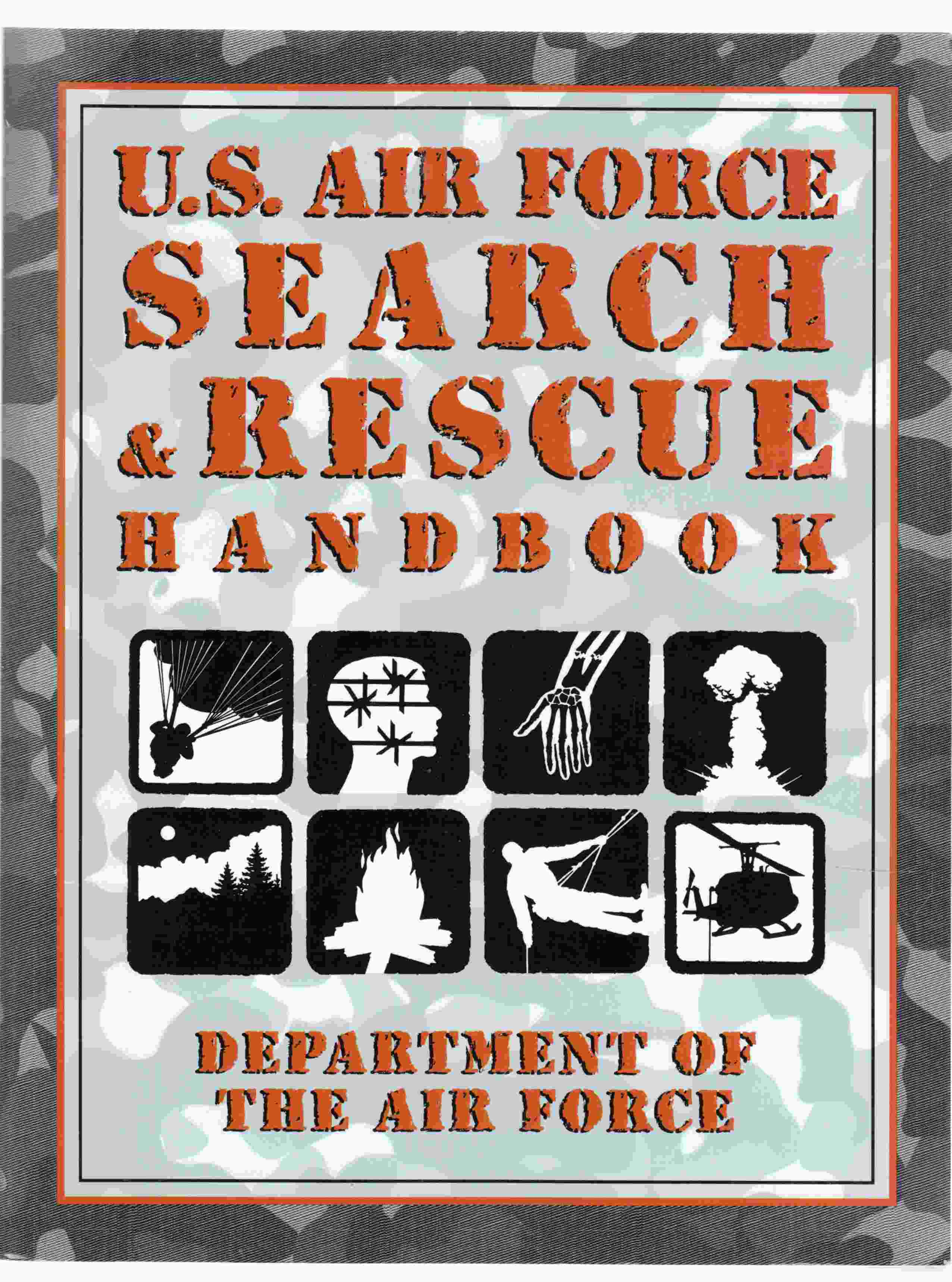 Image for U. S. Air Force Search & Rescue Handbook