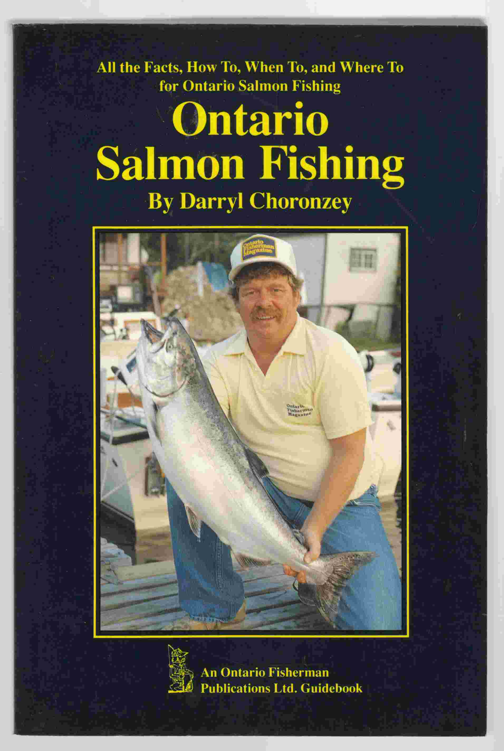 Image for Ontario Salmon Fishing