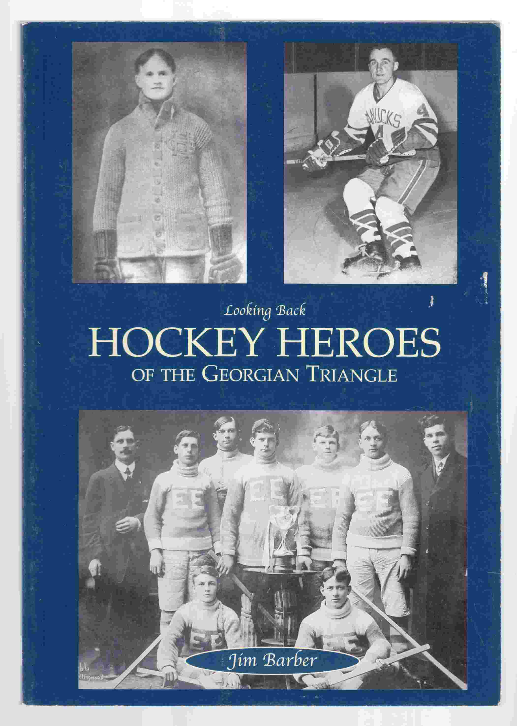 Image for Looking Back: Hockey Heroes of the Georgian Triangle