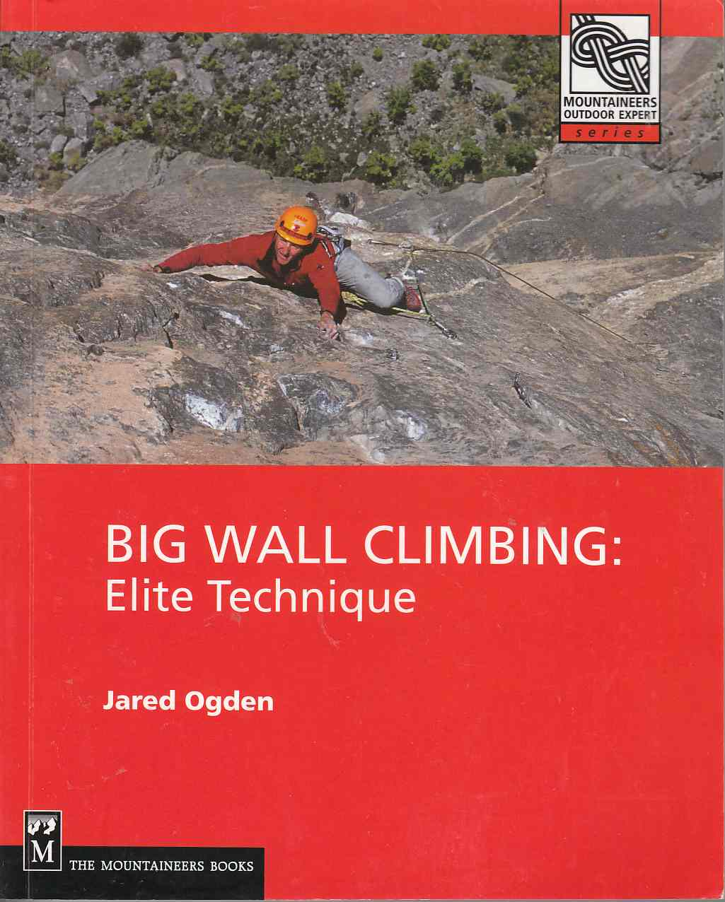 Image for Big Wall Climbing: Elite Technique