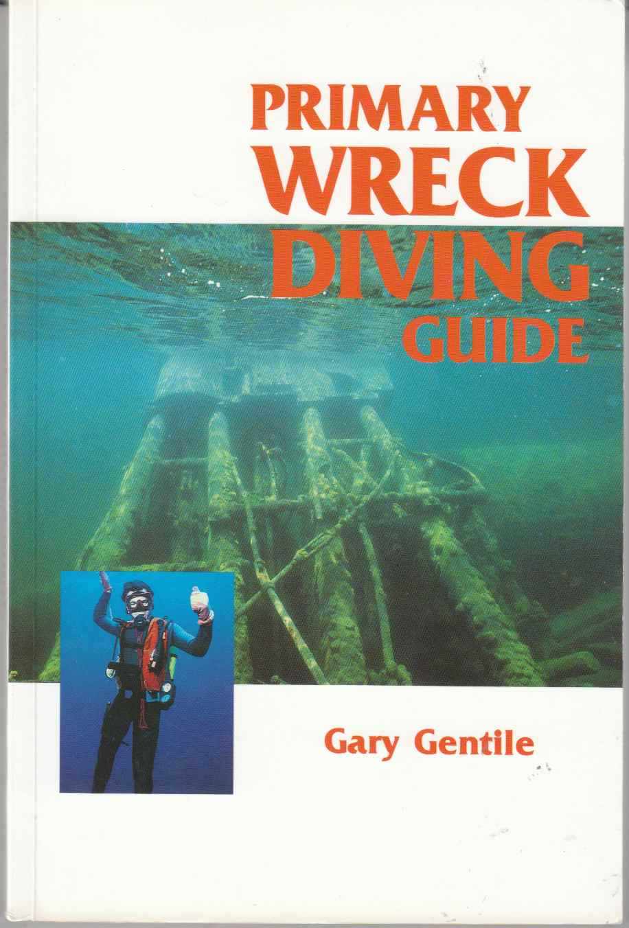 Image for Primary Wreck Diving Guide