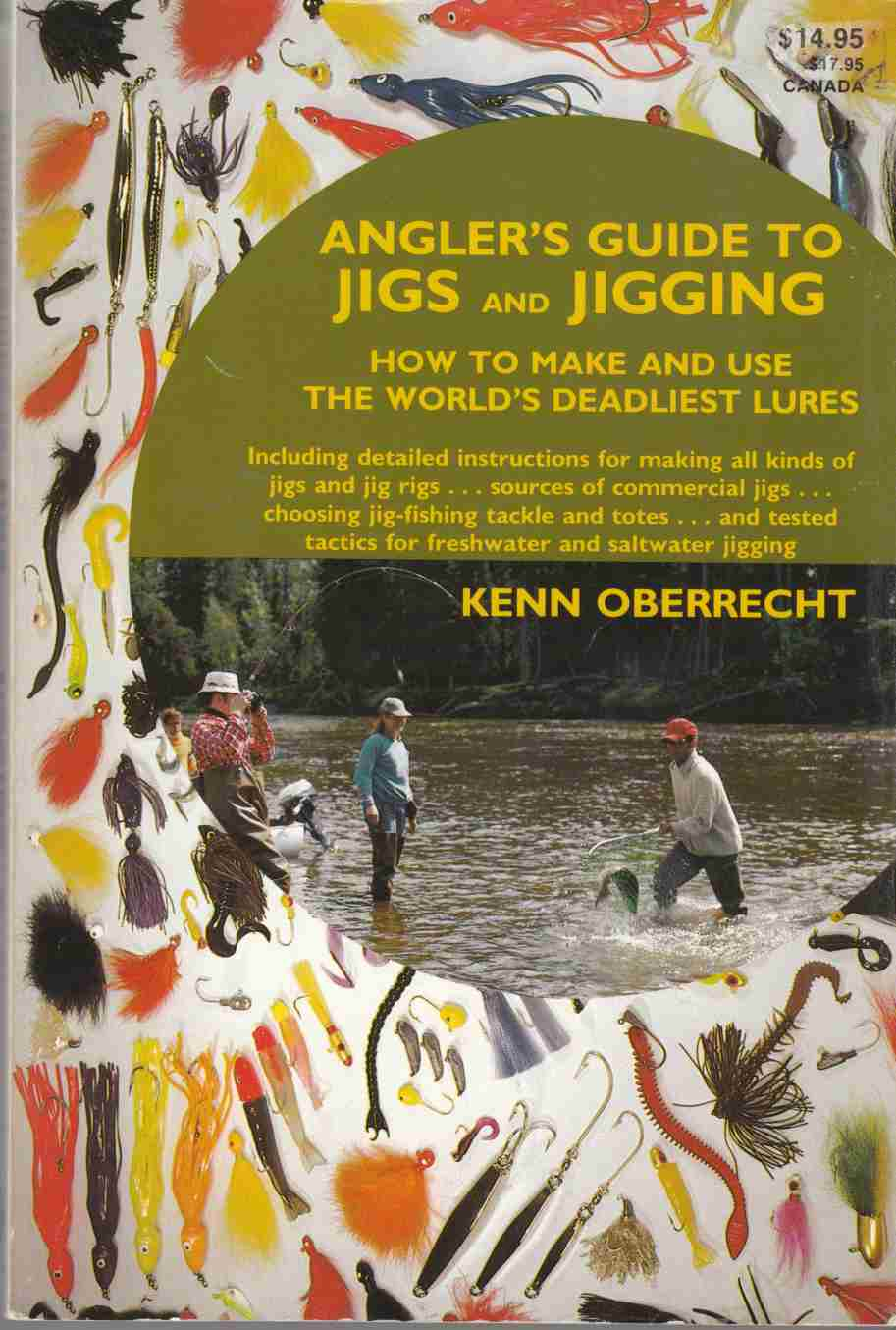 Image for Angler's Guide to Jigs and Jigging How to Make and Use the World's Deadliest Lures
