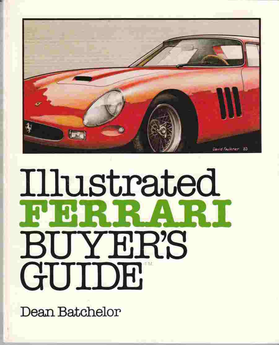 Image for Illustrated Ferrari Buyer's Guide