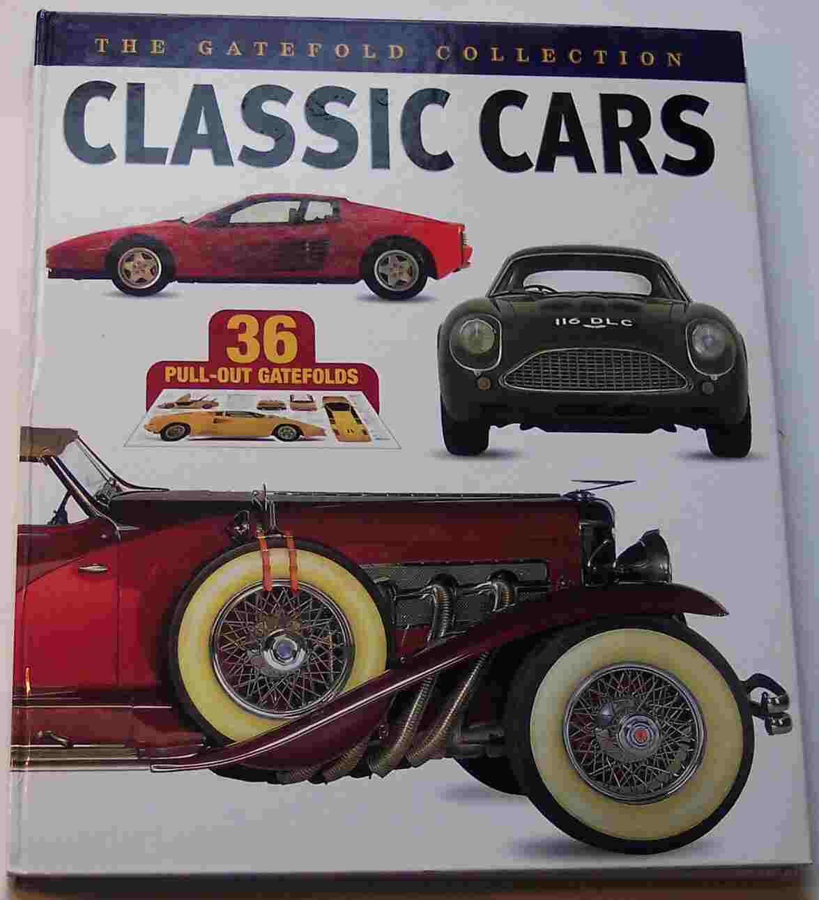 Image for The Gatefold Collection Classic Cars