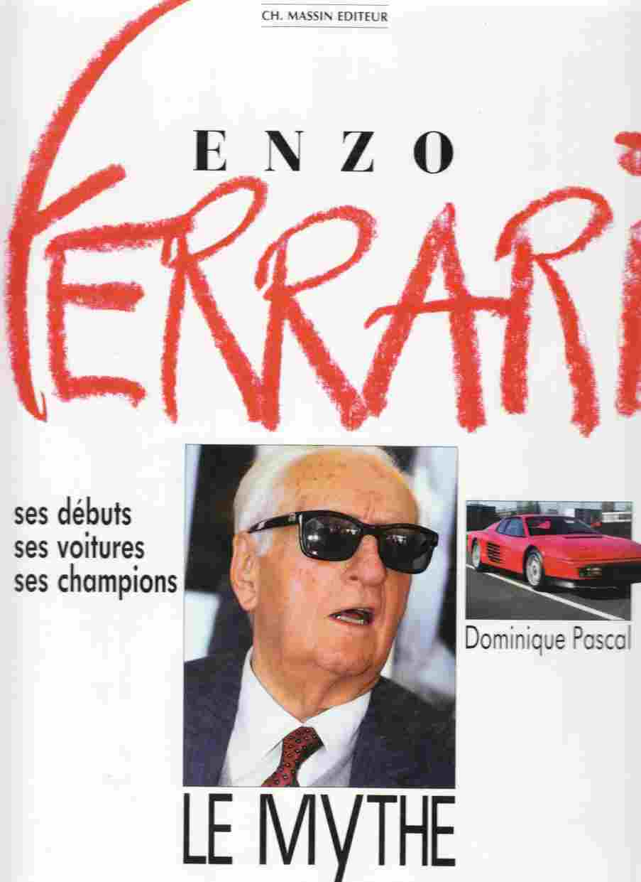 Image for Enzo Ferrari Le Mythe