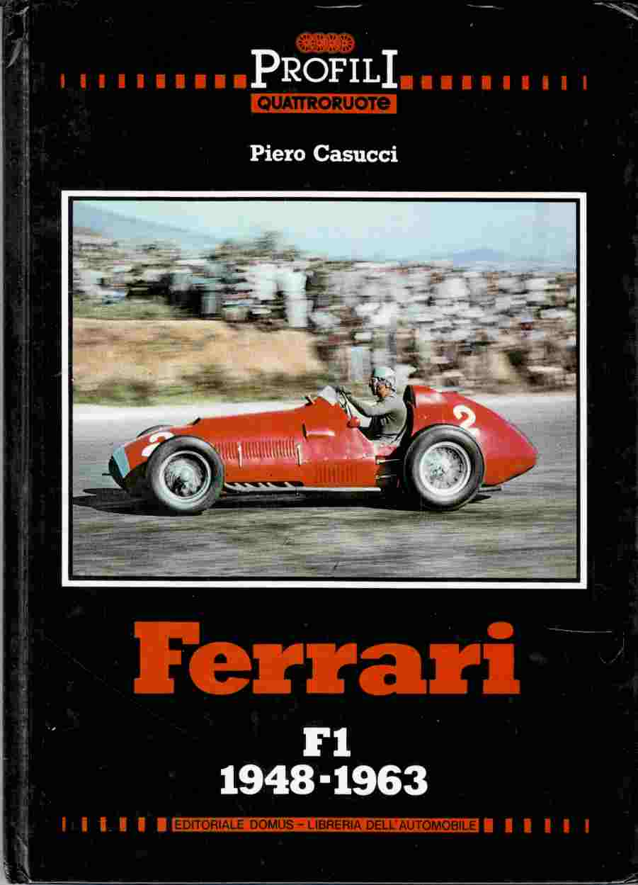 Image for Ferrari F1 1948-1963