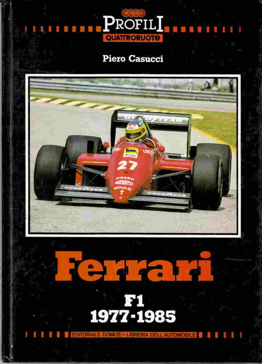 Image for Ferrari F1 1977-1985