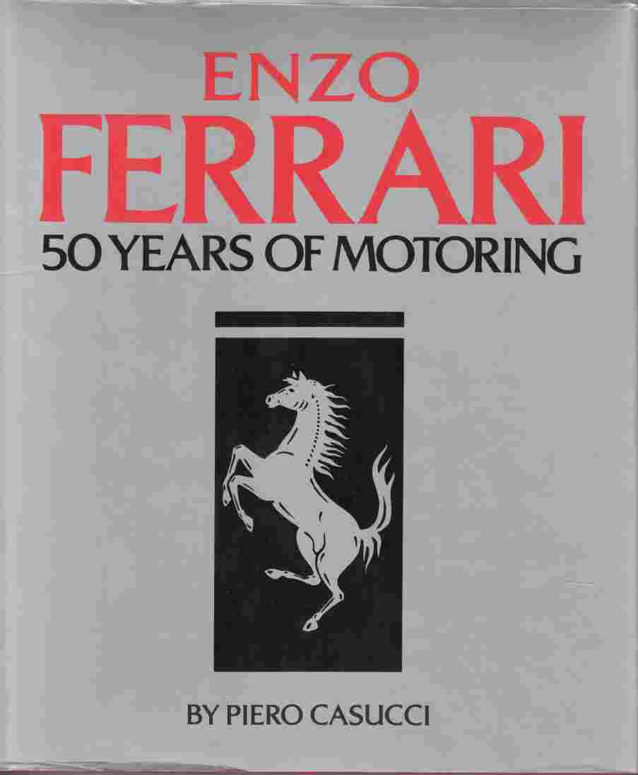 Image for Enzo Ferrari 50 Years of Motoring