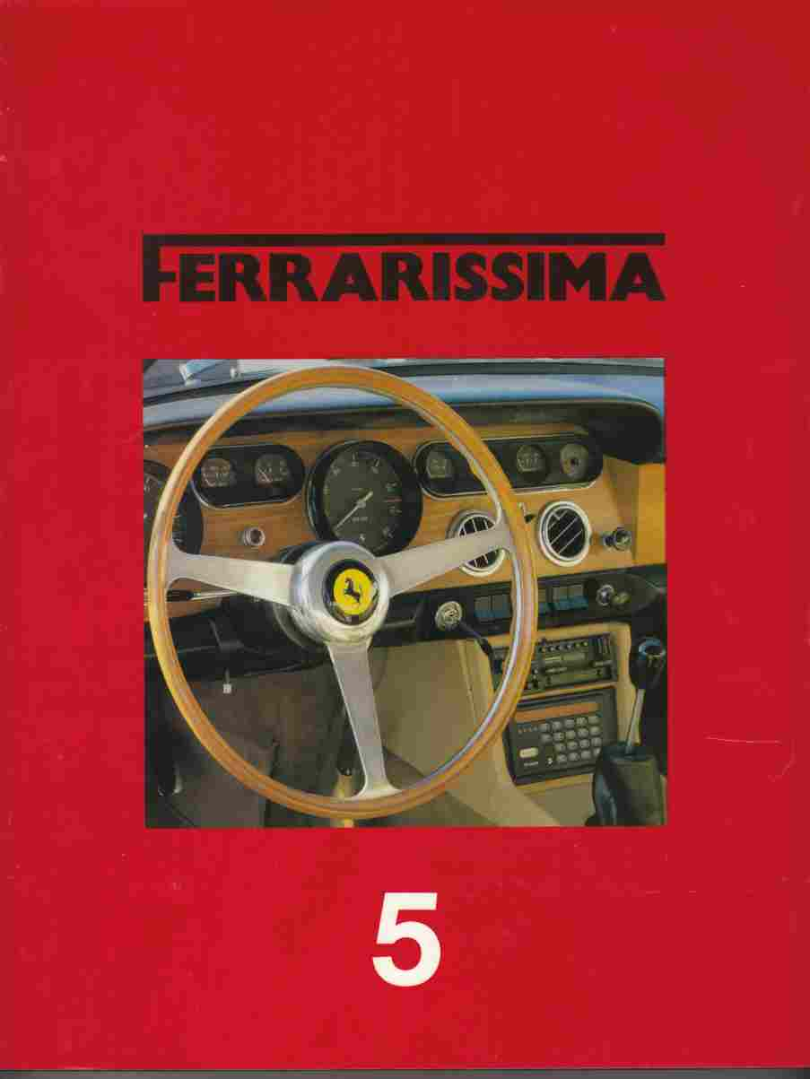 Image for Ferrarissima 5
