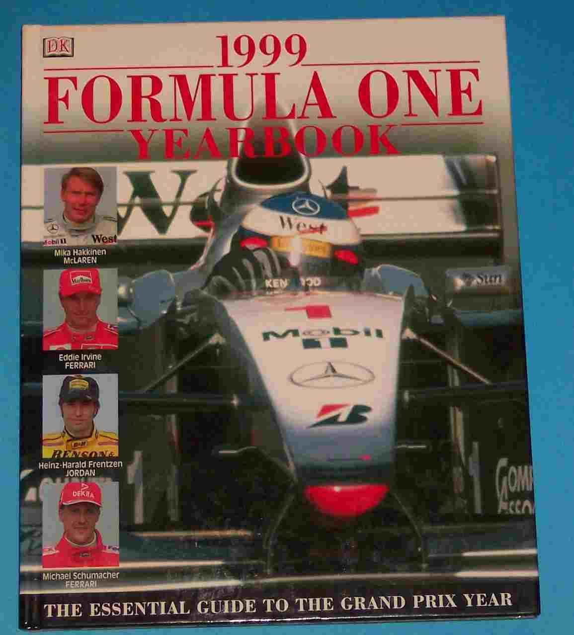 Image for 1999 Formula One Yearbook