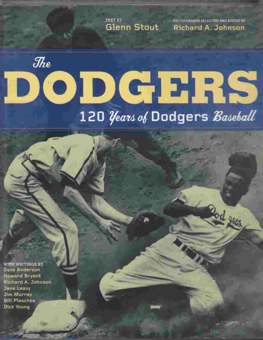 Image for The Dodgers 120 Years of Dodgers Baseball