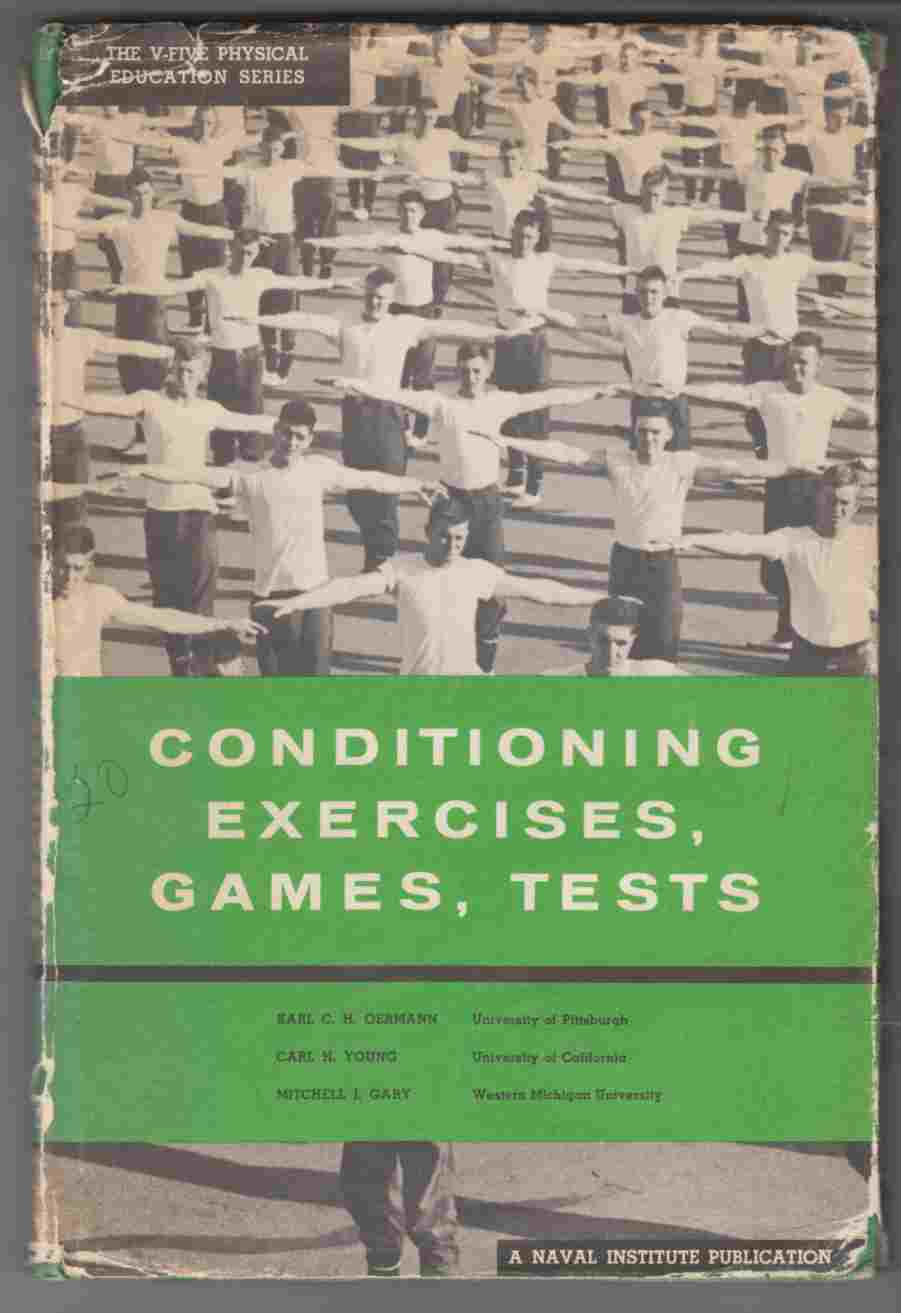 Image for Conditioning Exercises, Games, Tests