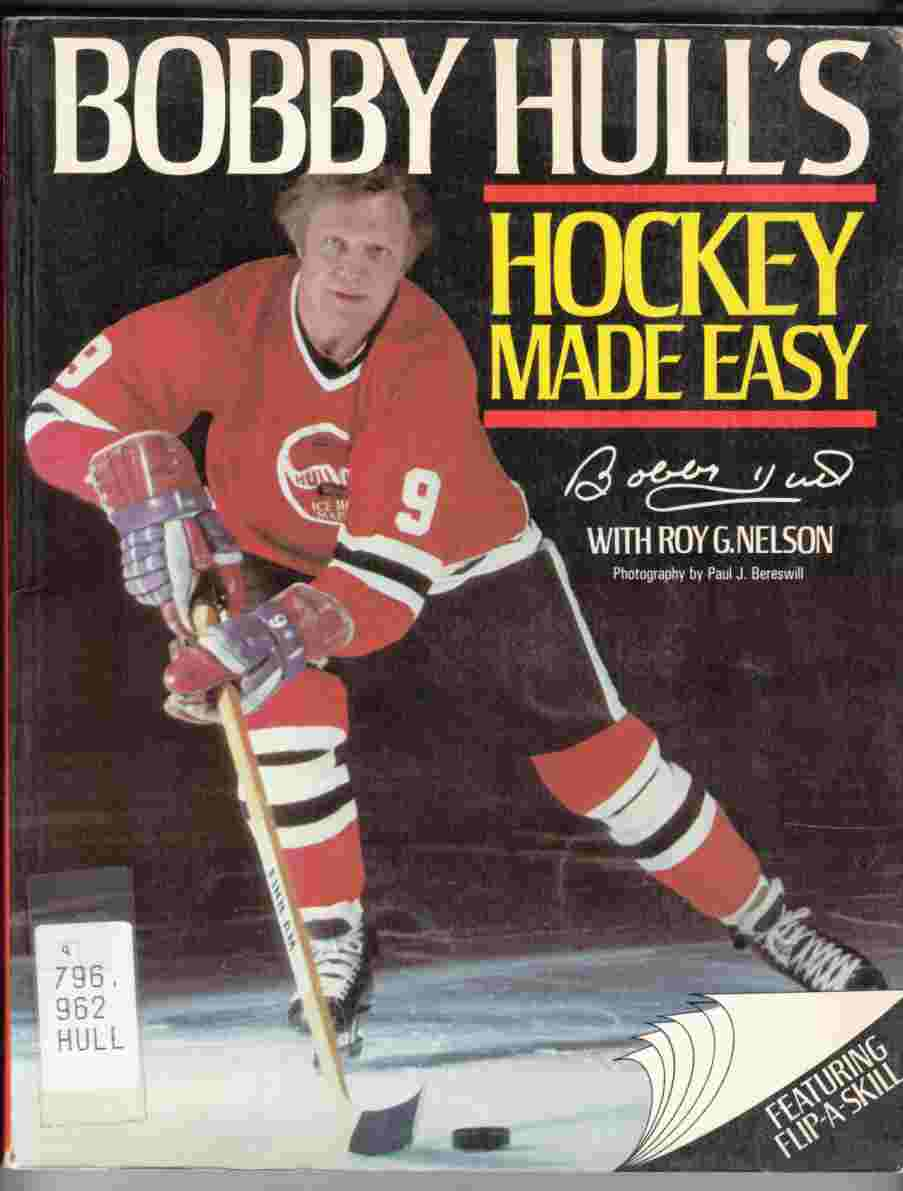Image for Bobby Hull's Hockey Made Easy
