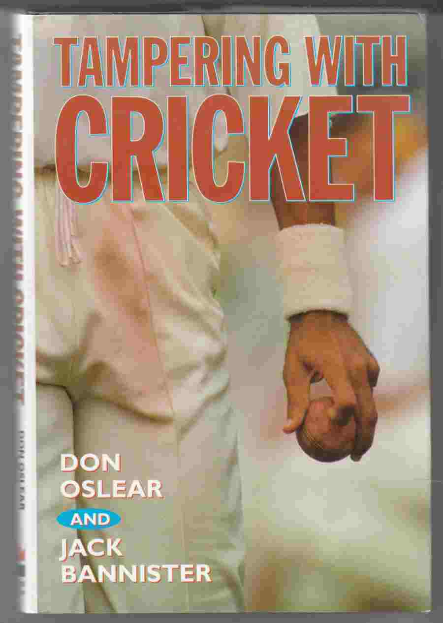 Image for Tampering with Cricket