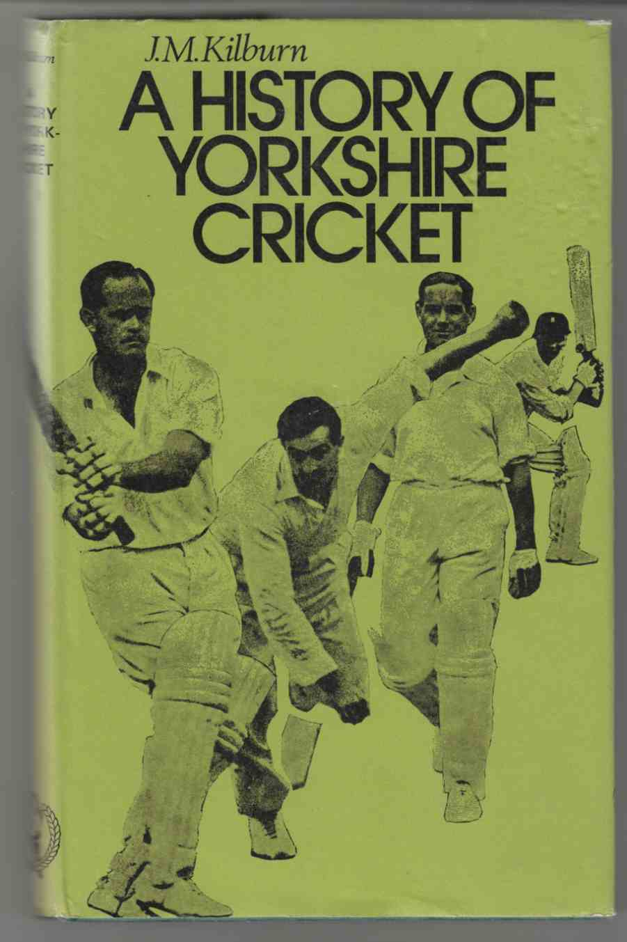 Image for A History of Yorkshire Cricket