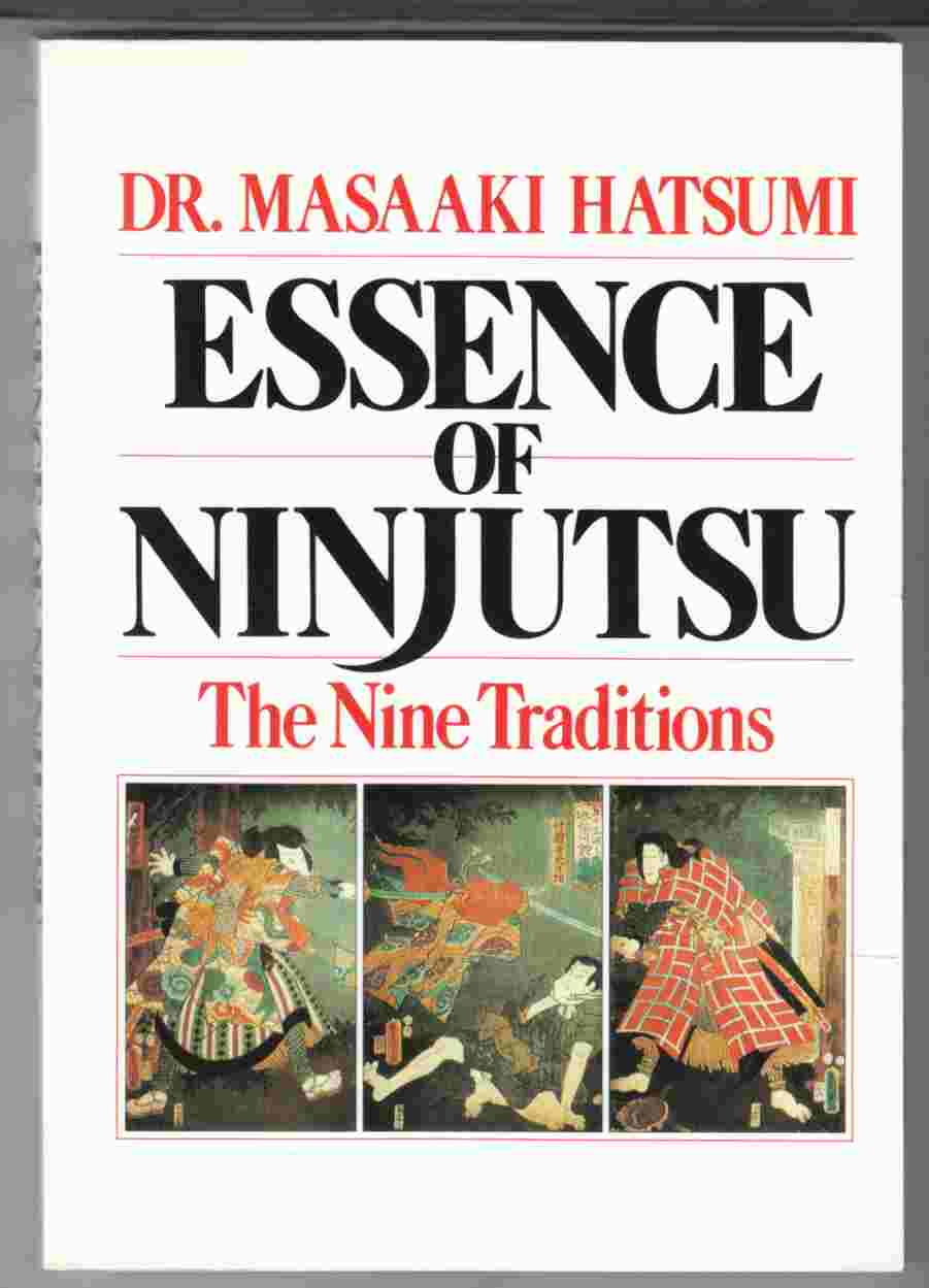 Image for Essence of Ninjutsu:  The Nine Traditions