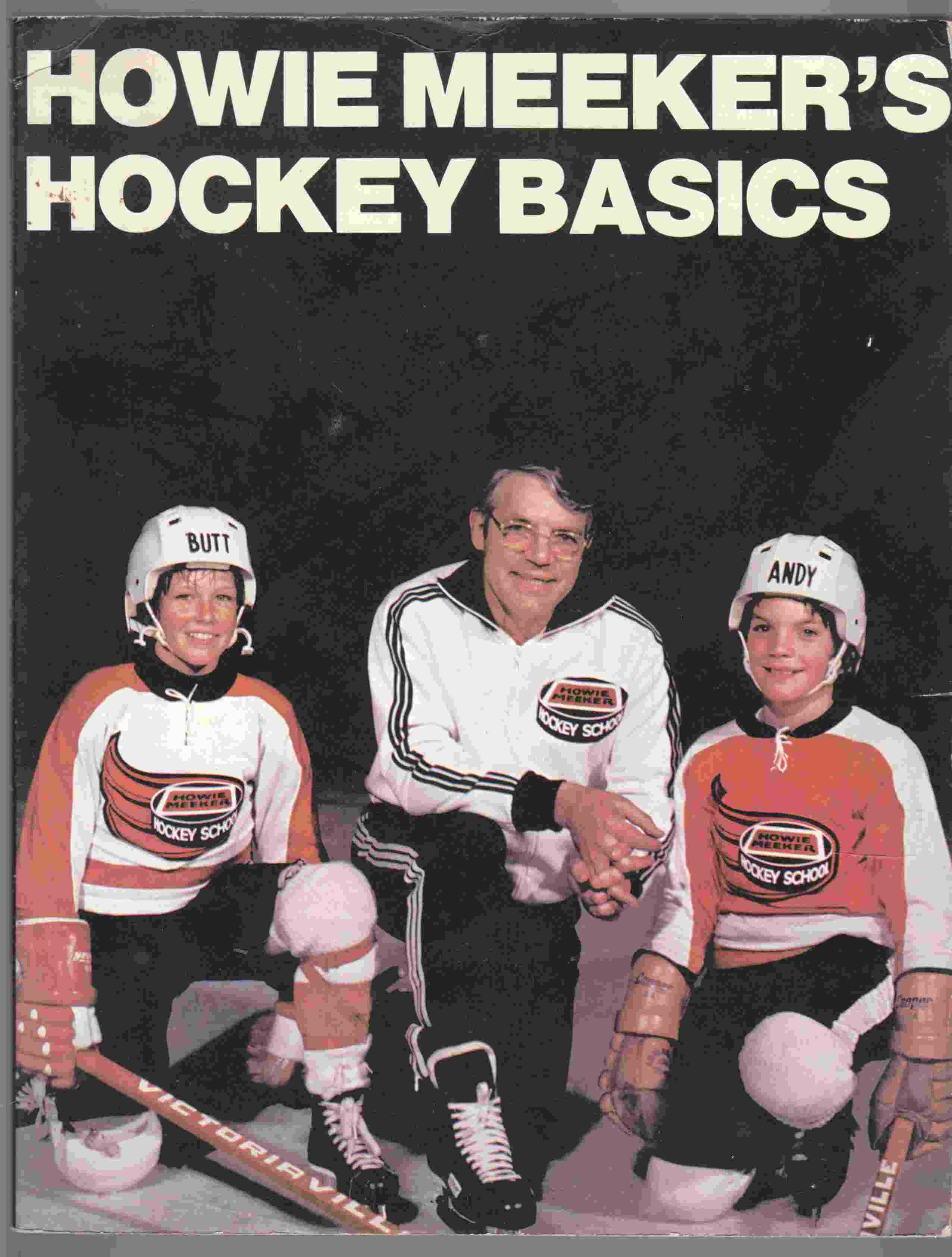 Image for Howie Meeker's Hockey Basics