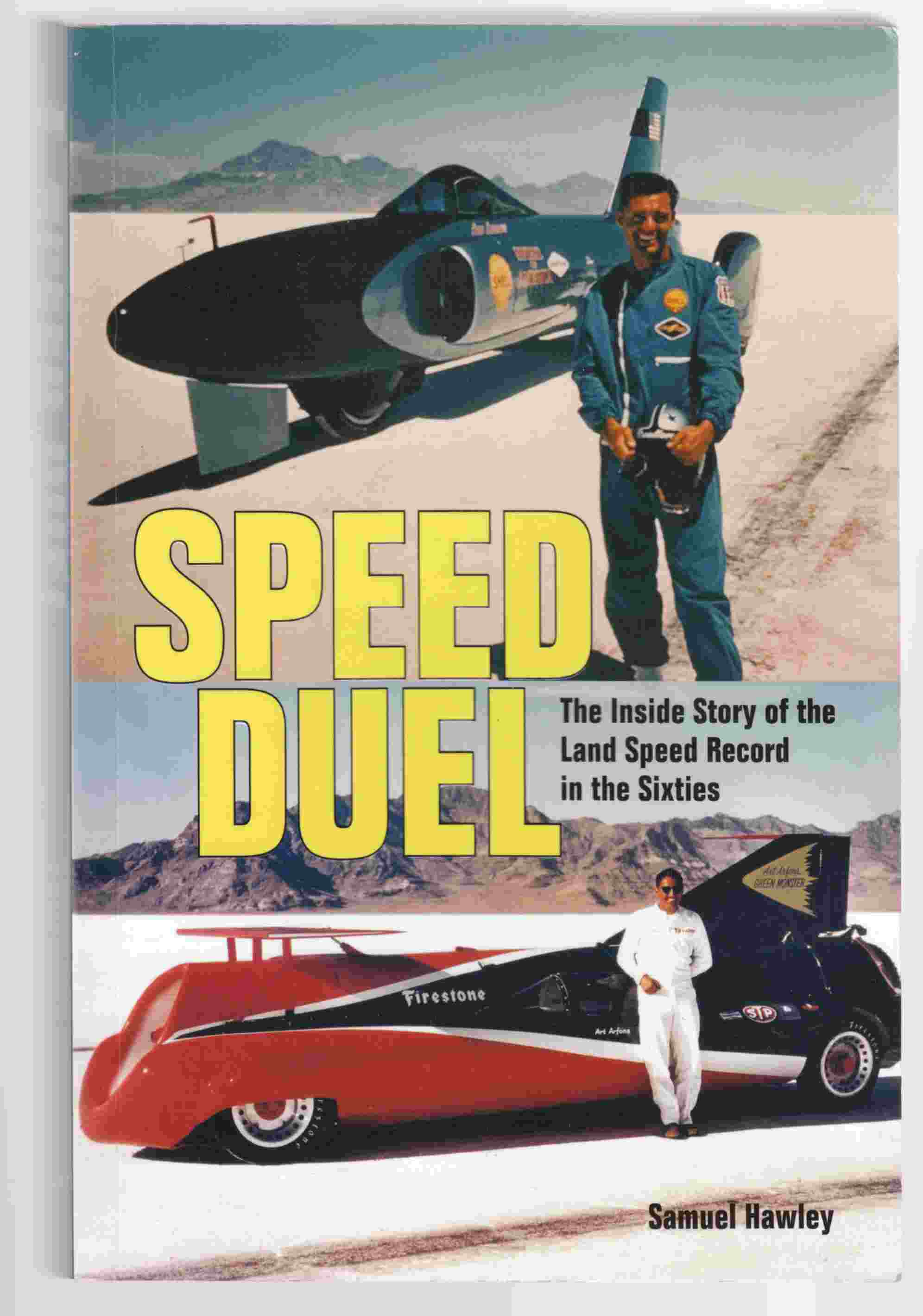 Image for Speed Duel The Inside Story of the Land Speed Record in the Sixties