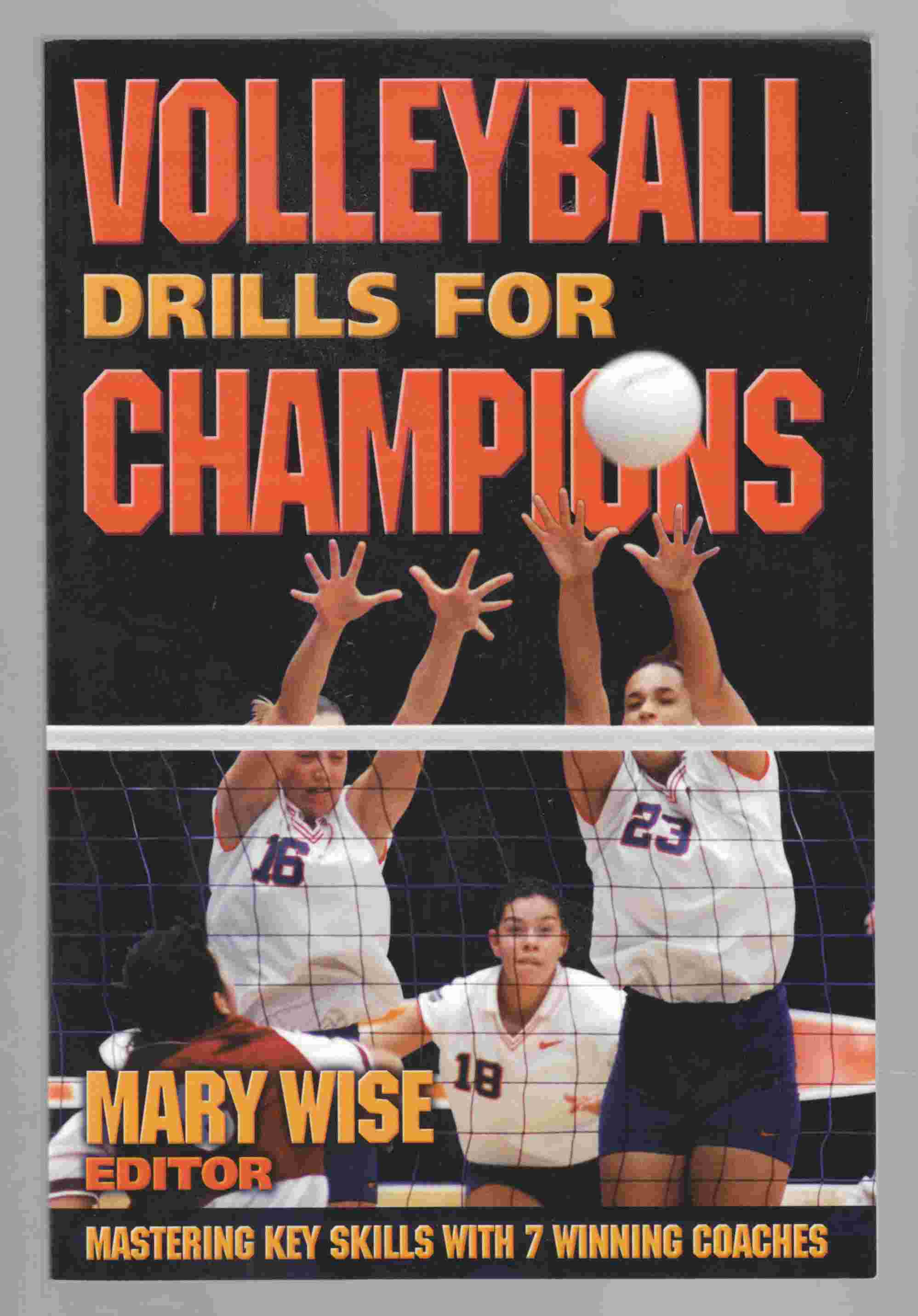 Image for Volleyball Drills for Champions