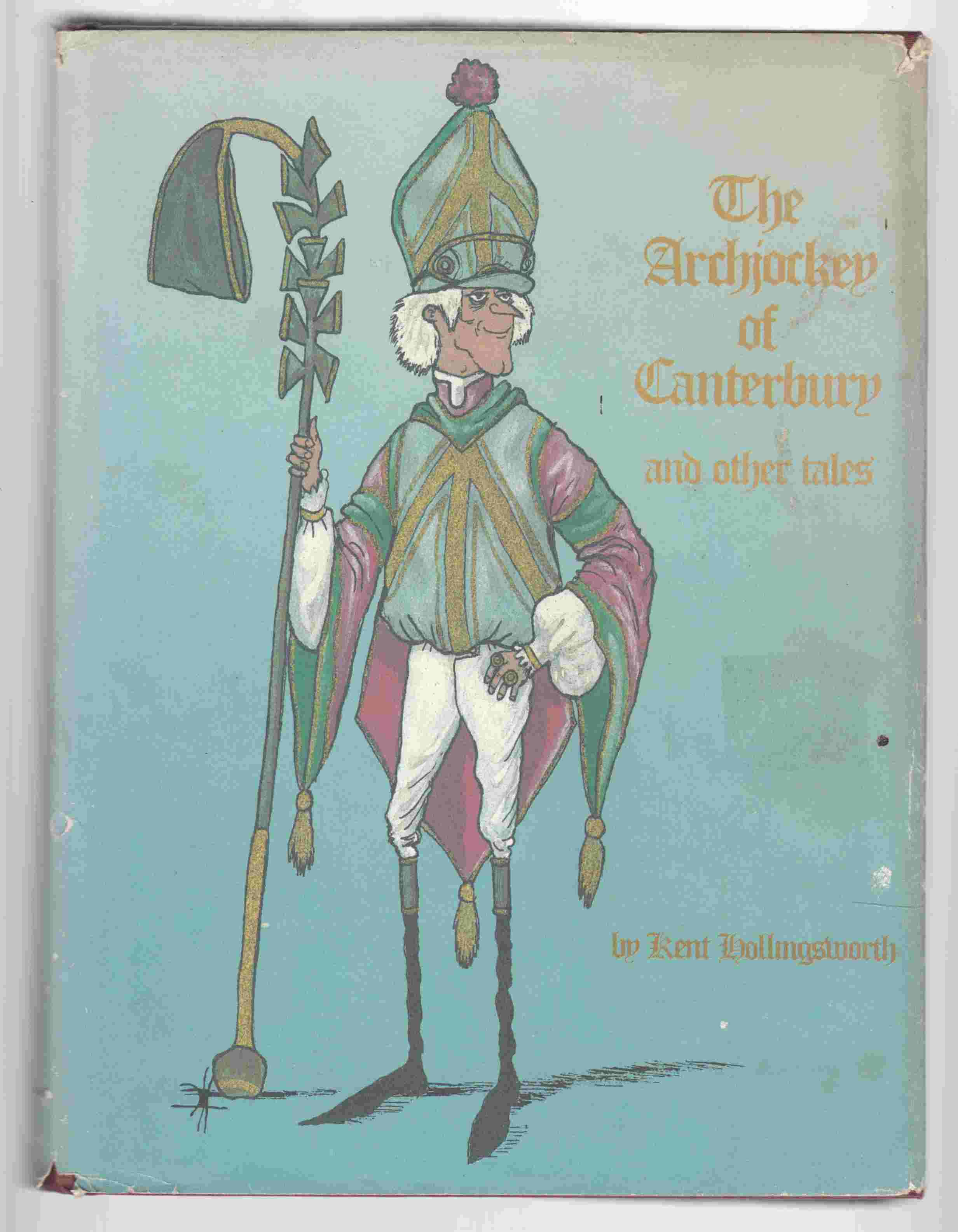 Image for The Archjockey of Canterbury and Other Tales
