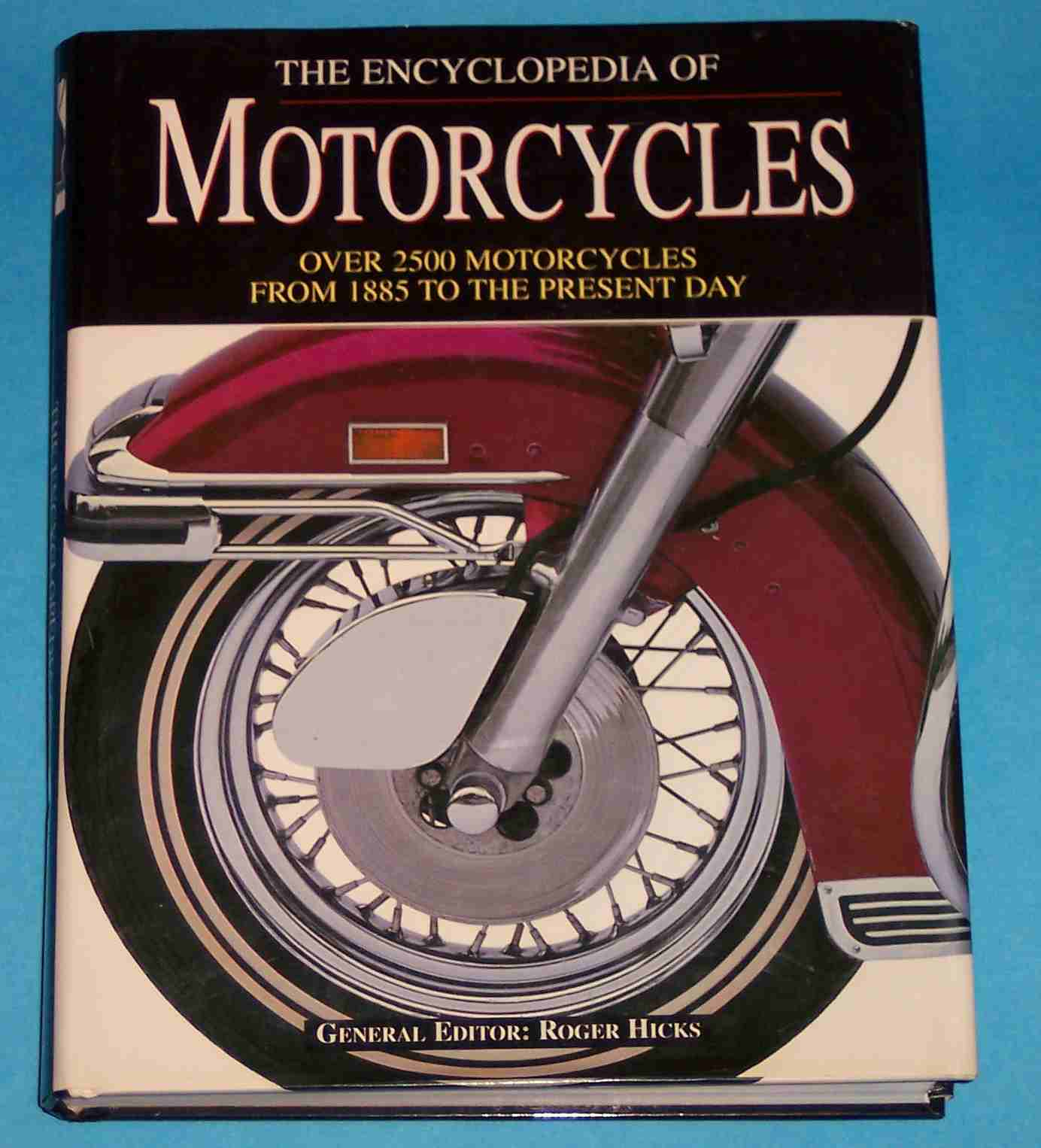 Image for The Encyclopedia of Motorcycles