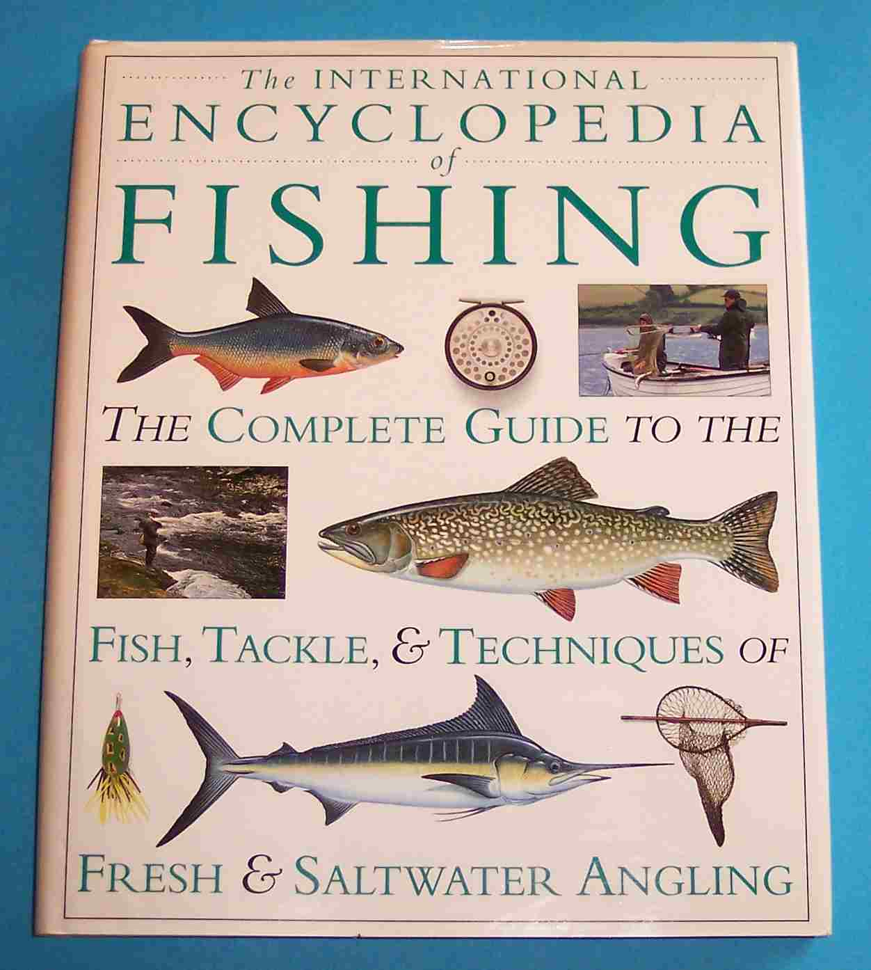 Image for The International Encyclopedia of Fishing