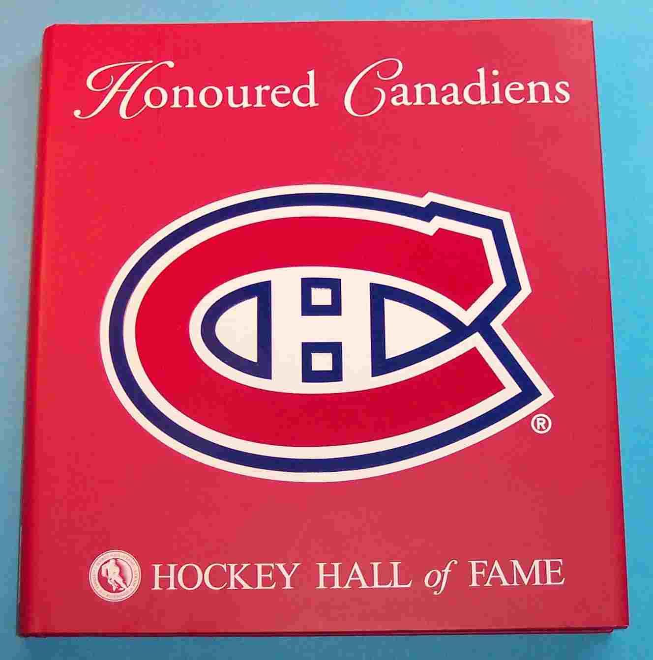 Image for Honoured Canadiens: Hockey Hall of Fame