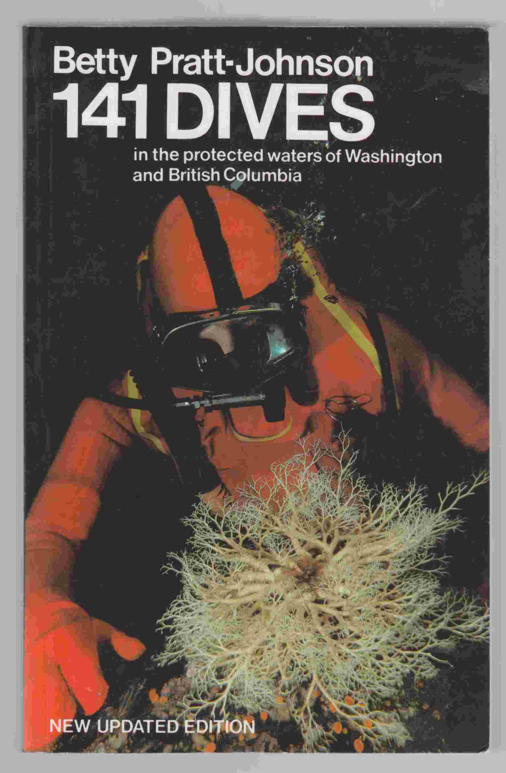 Image for 141 Dives in the Protected Waters of Washington and British Columbia