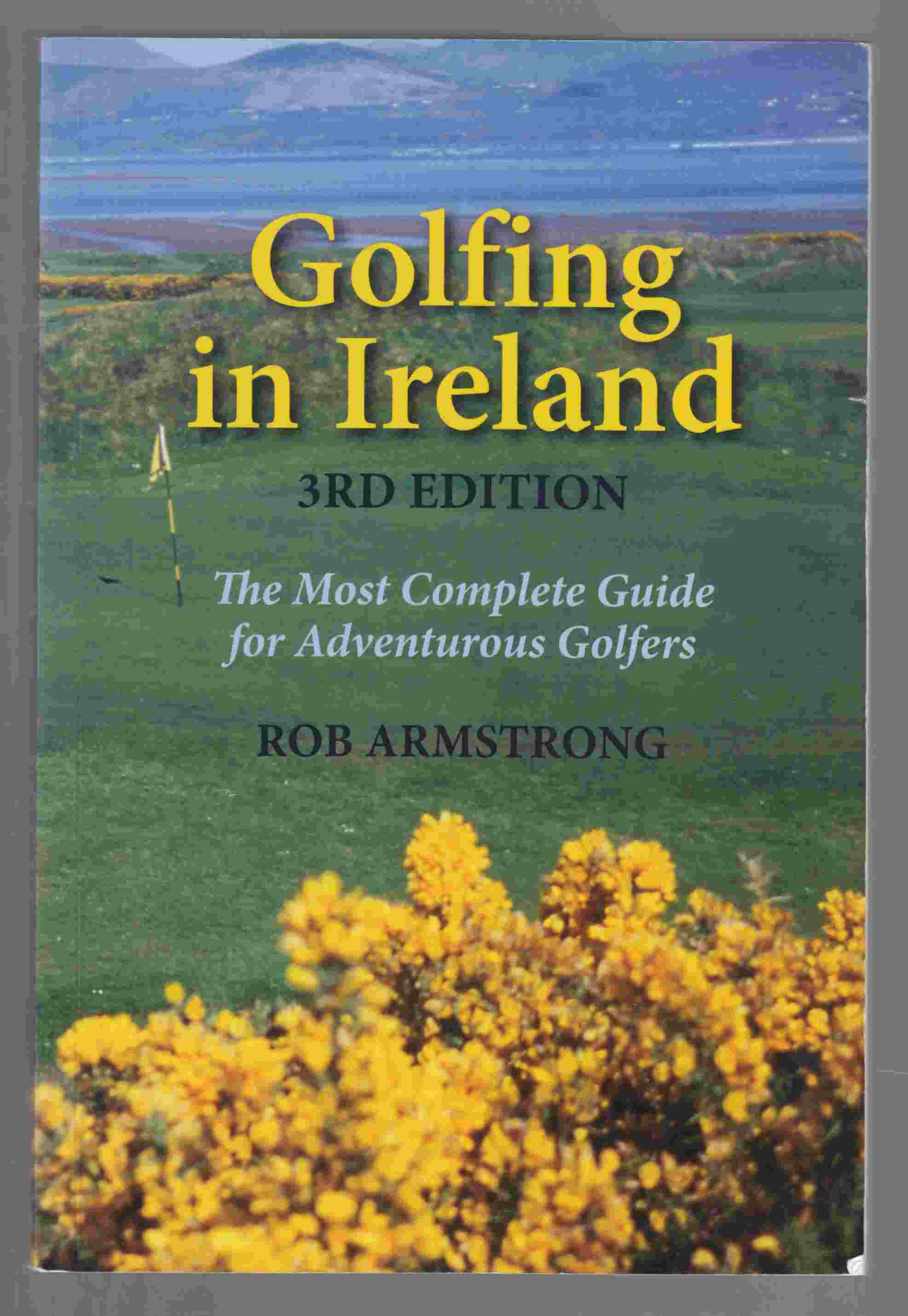 Image for Golfing in Ireland 3rd Edition