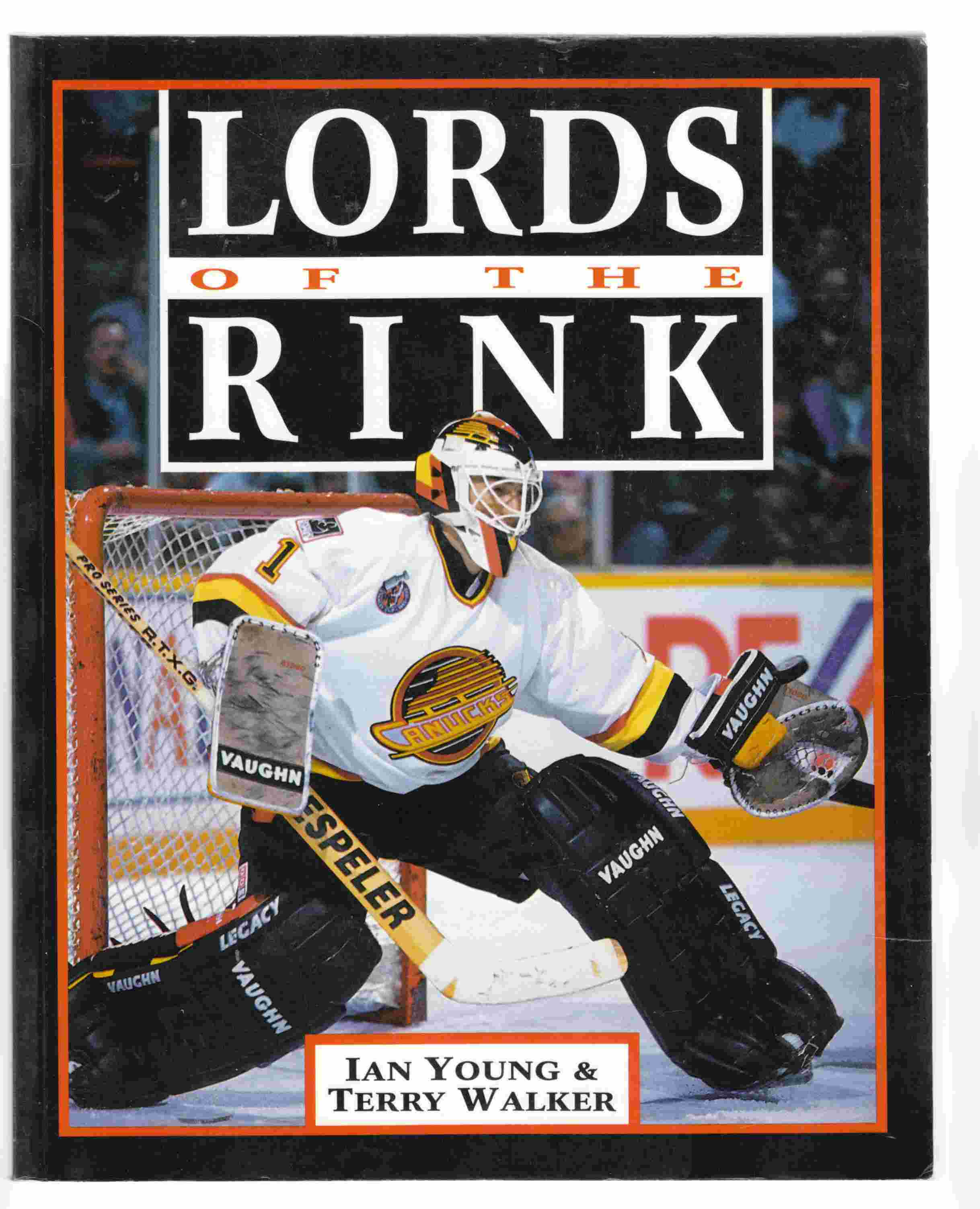Image for Lords of the Rink